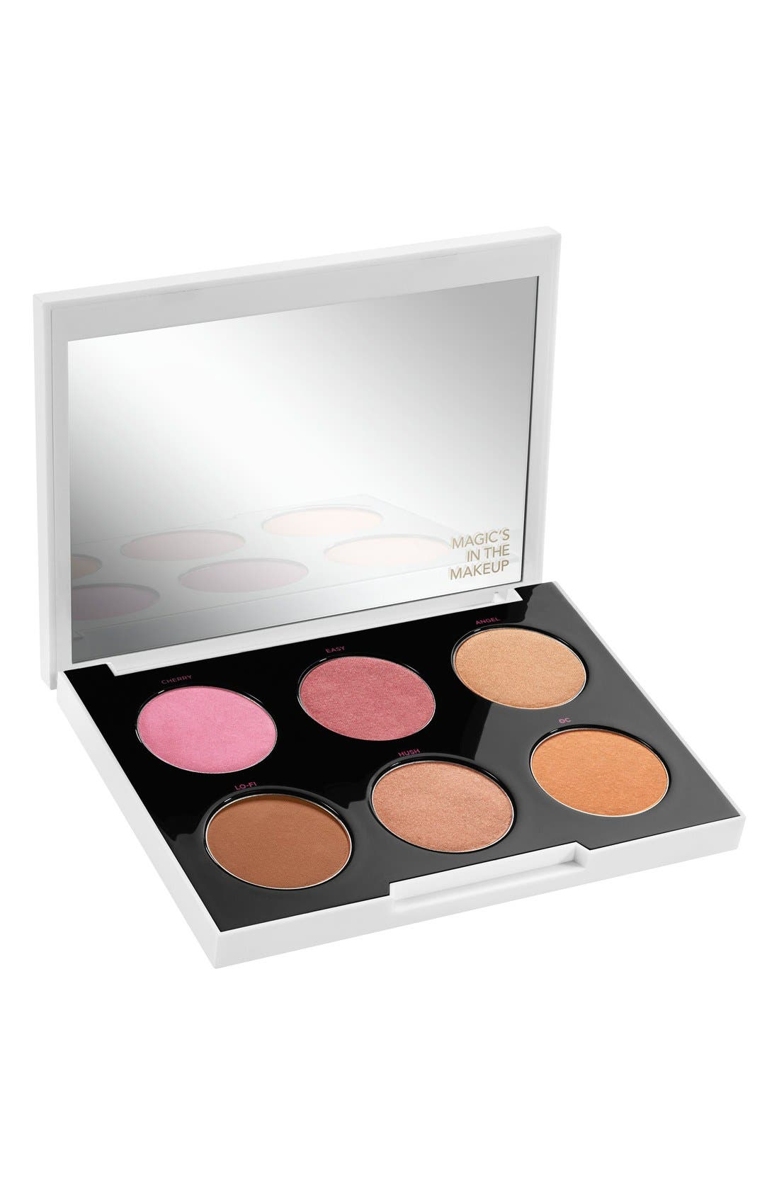 URBAN DECAY,                             UD x Gwen Stefani Blush Palette,                             Main thumbnail 1, color,                             650
