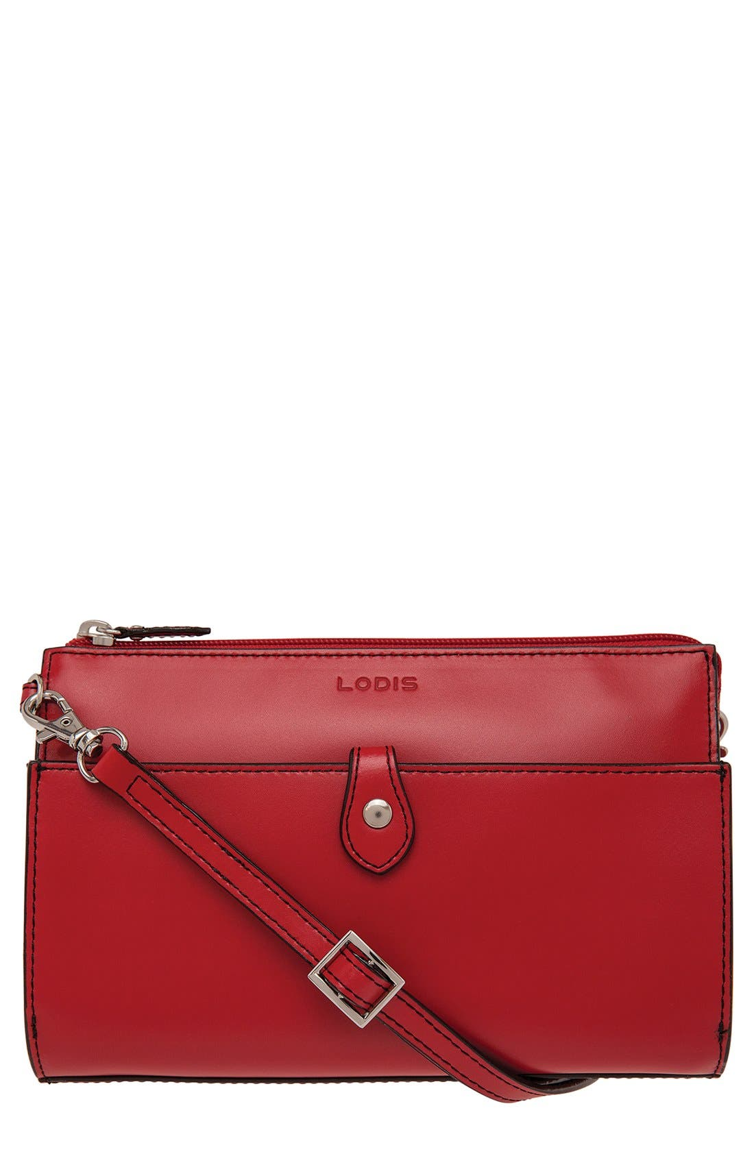 Lodis'Audrey Collection -Vicky' ConvertibleCrossbody Bag,                             Main thumbnail 7, color,