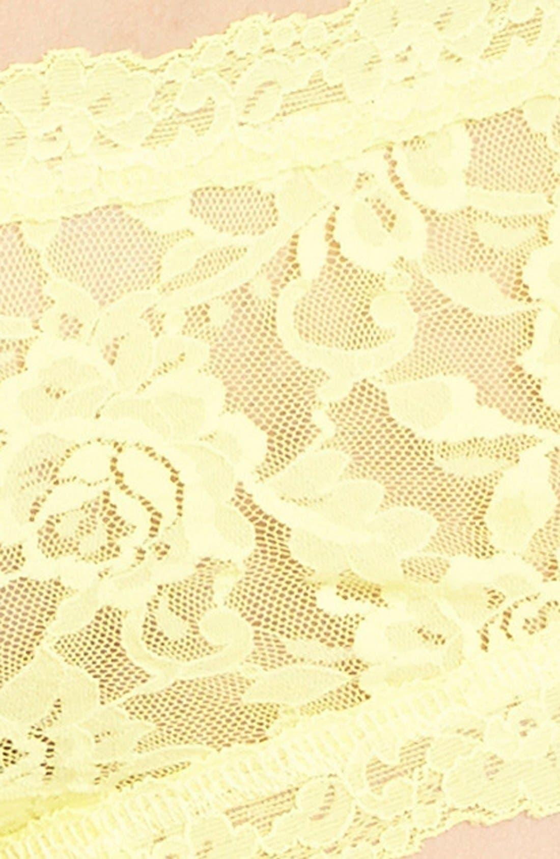 'Signature Lace' Boyshorts,                             Alternate thumbnail 467, color,