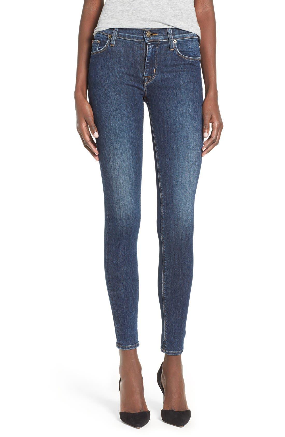 'Nico' Super Skinny Jeans,                             Main thumbnail 1, color,