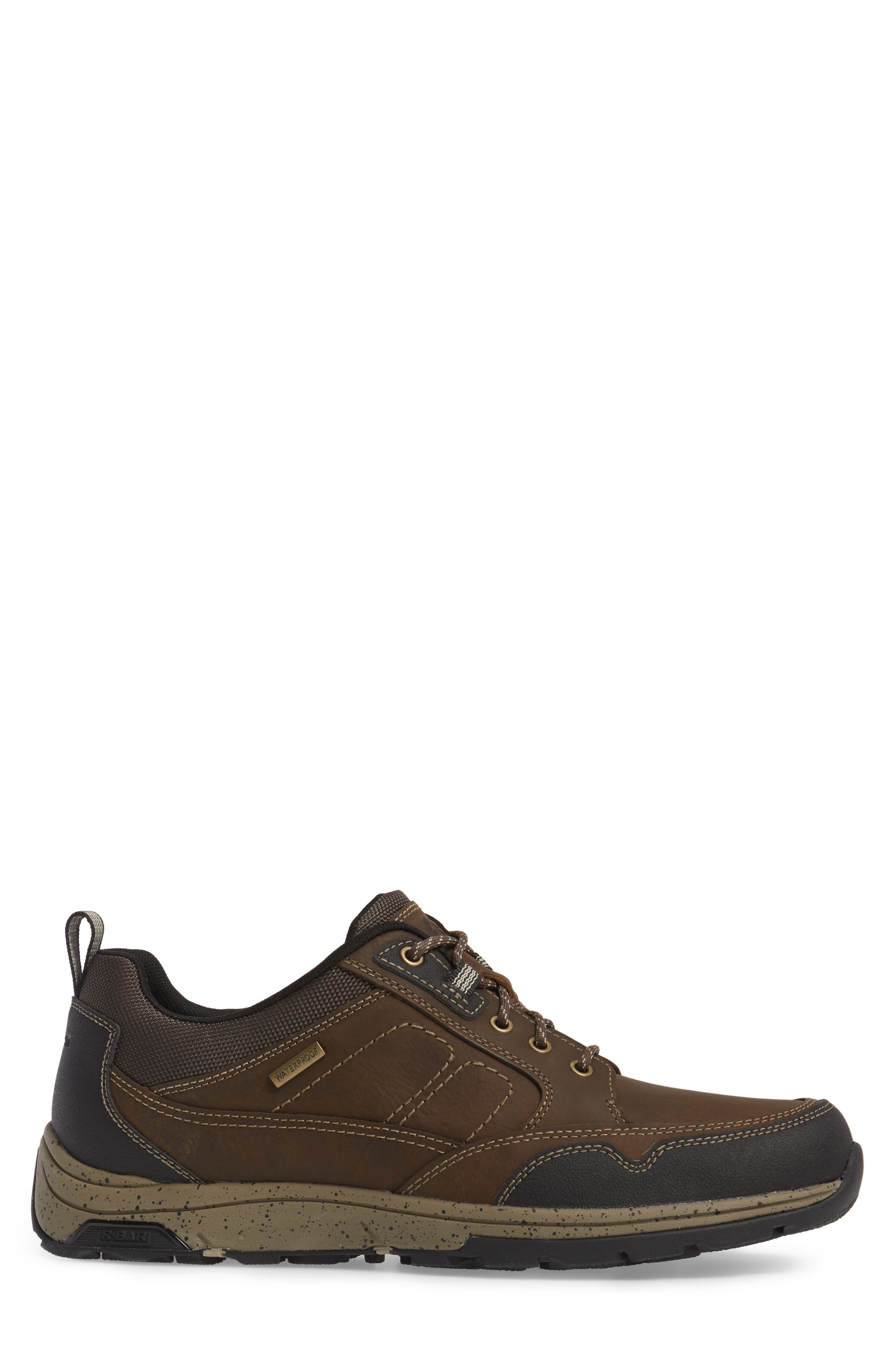 Trukka Hiking Shoe,                             Alternate thumbnail 3, color,                             TAUPE
