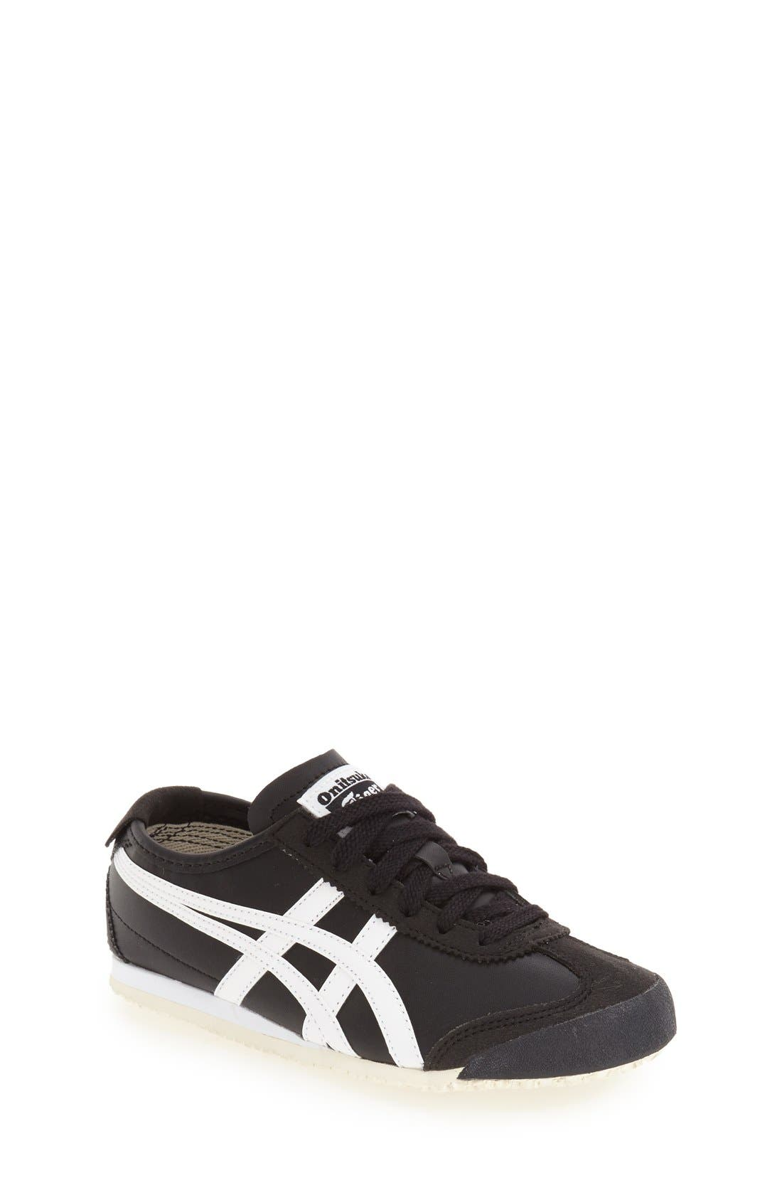 'Mexico 66 Baja' Sneaker,                         Main,                         color, BLACK/ WHITE