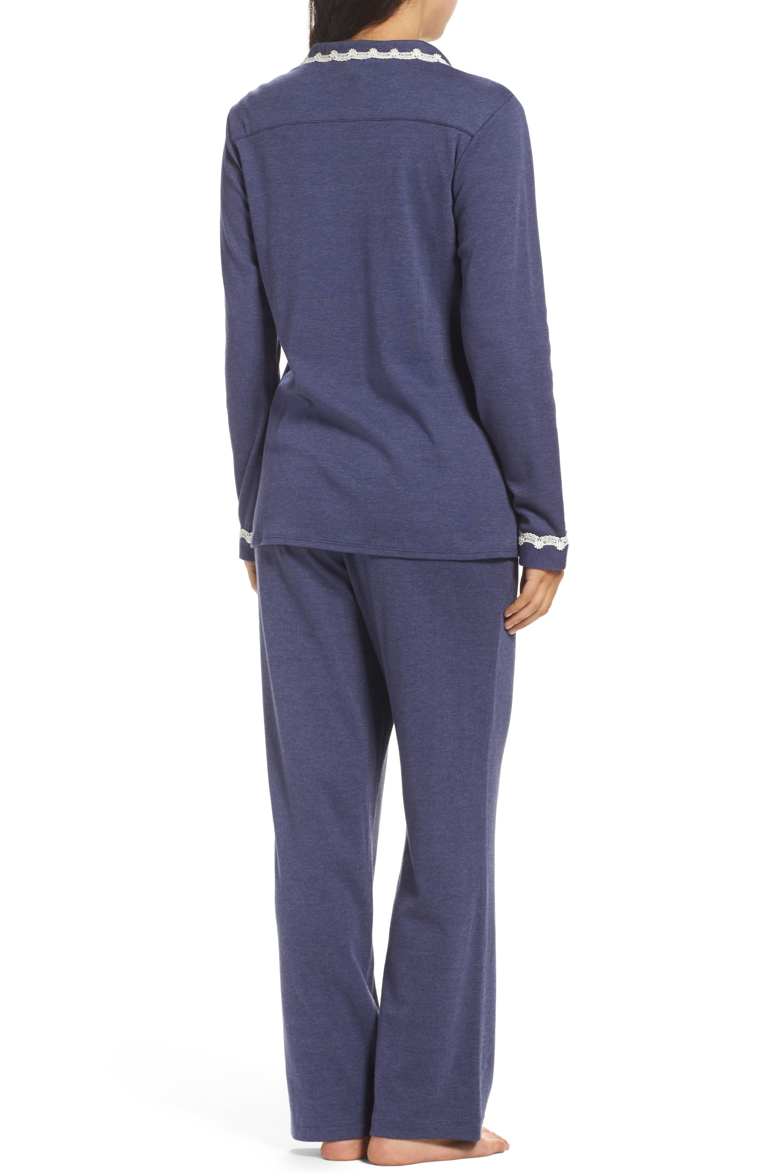 Jersey Pajamas,                             Alternate thumbnail 2, color,