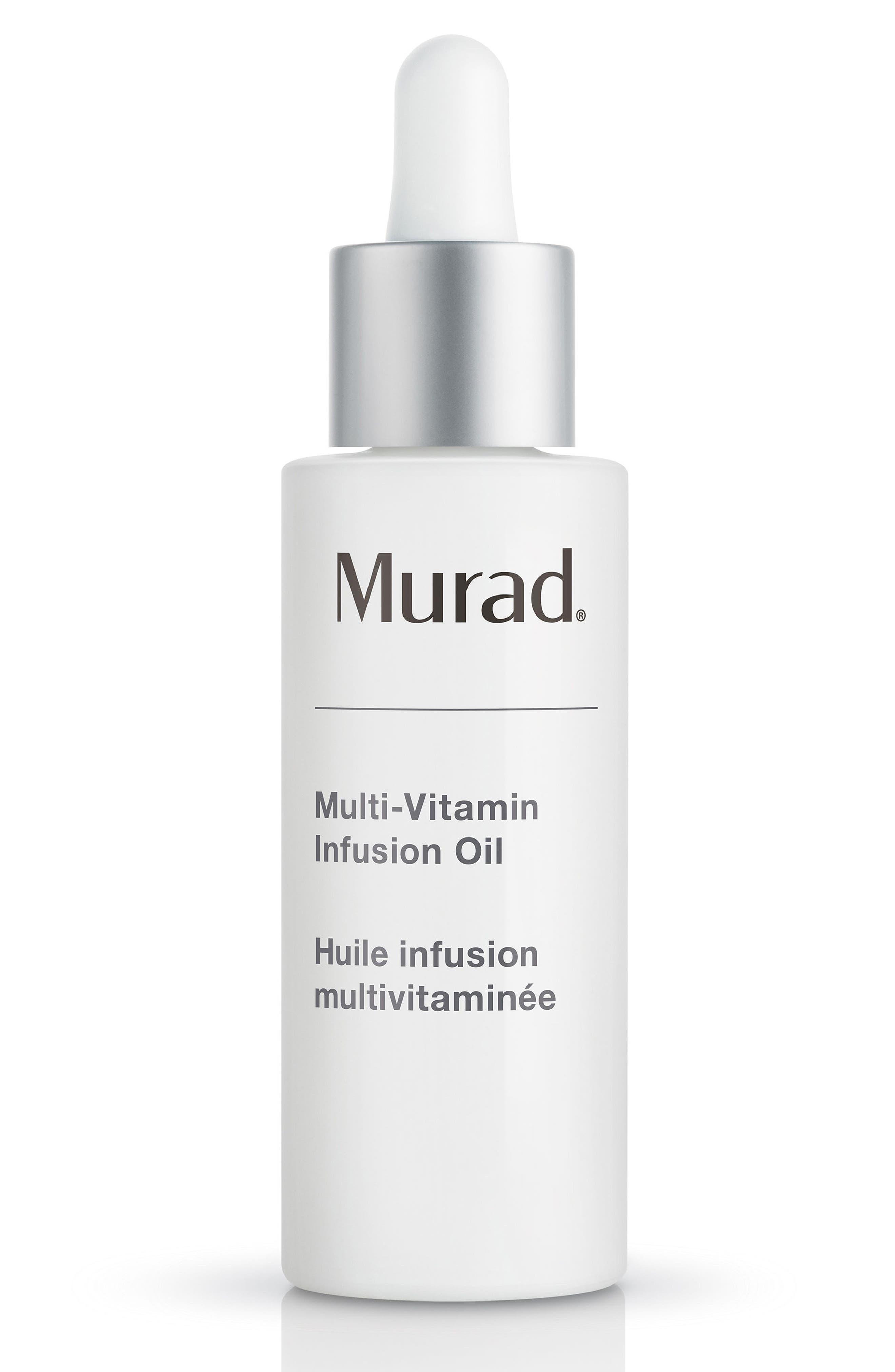 Murad Multi-Vitamin Infusion Oil,                             Main thumbnail 1, color,                             NO COLOR