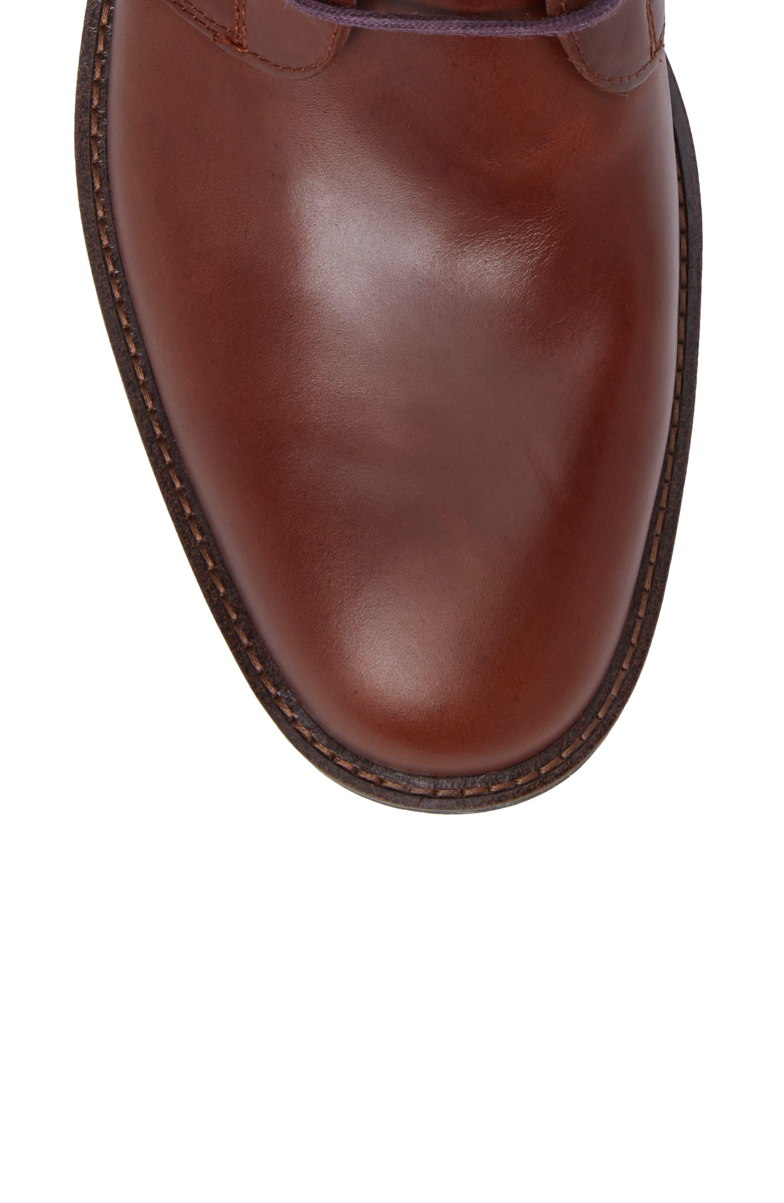 'Jeremy Hybrid' Plain Toe Boot,                             Alternate thumbnail 17, color,