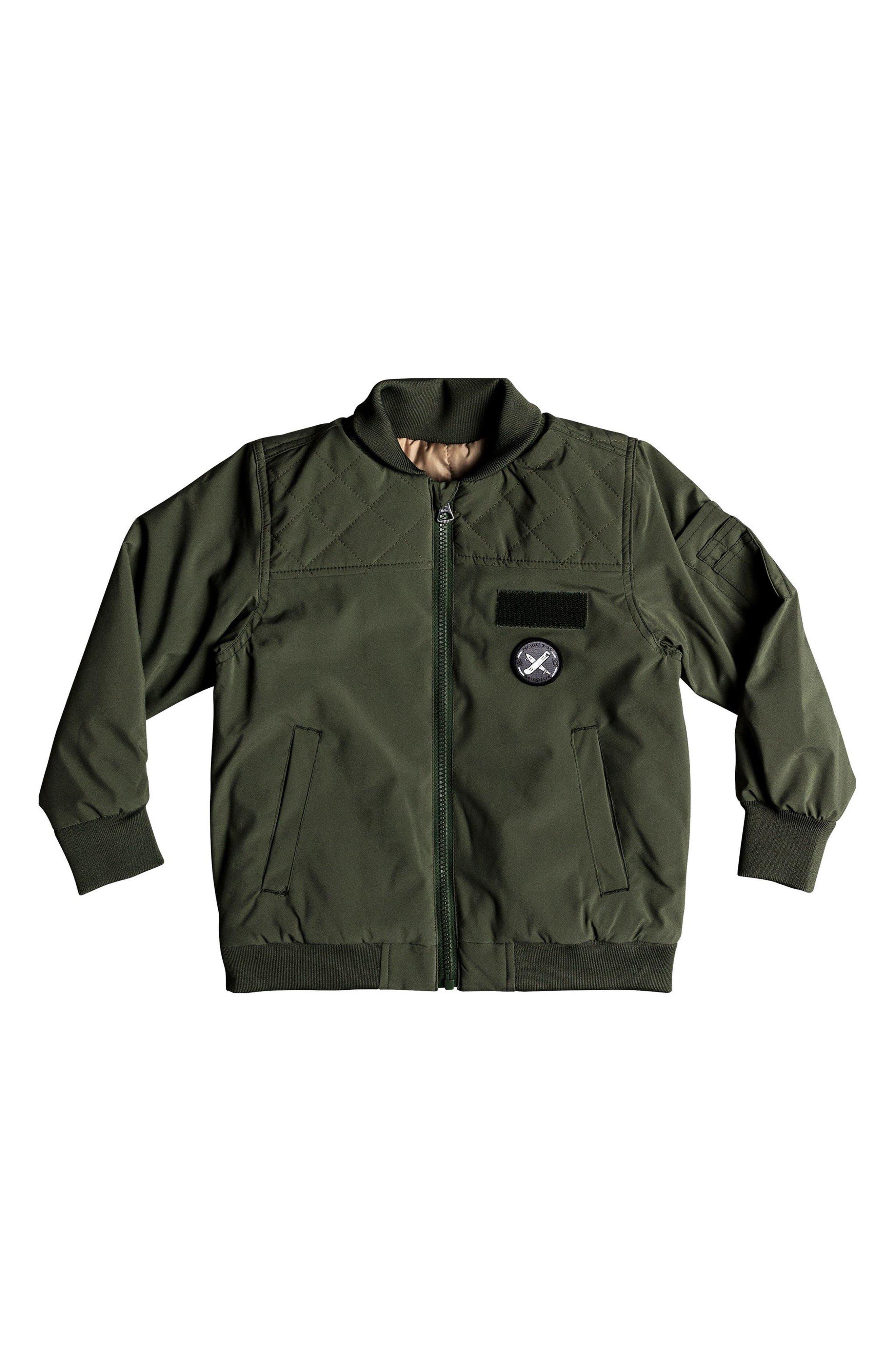 Mankai Sun Bomber Jacket,                             Main thumbnail 1, color,                             THYME