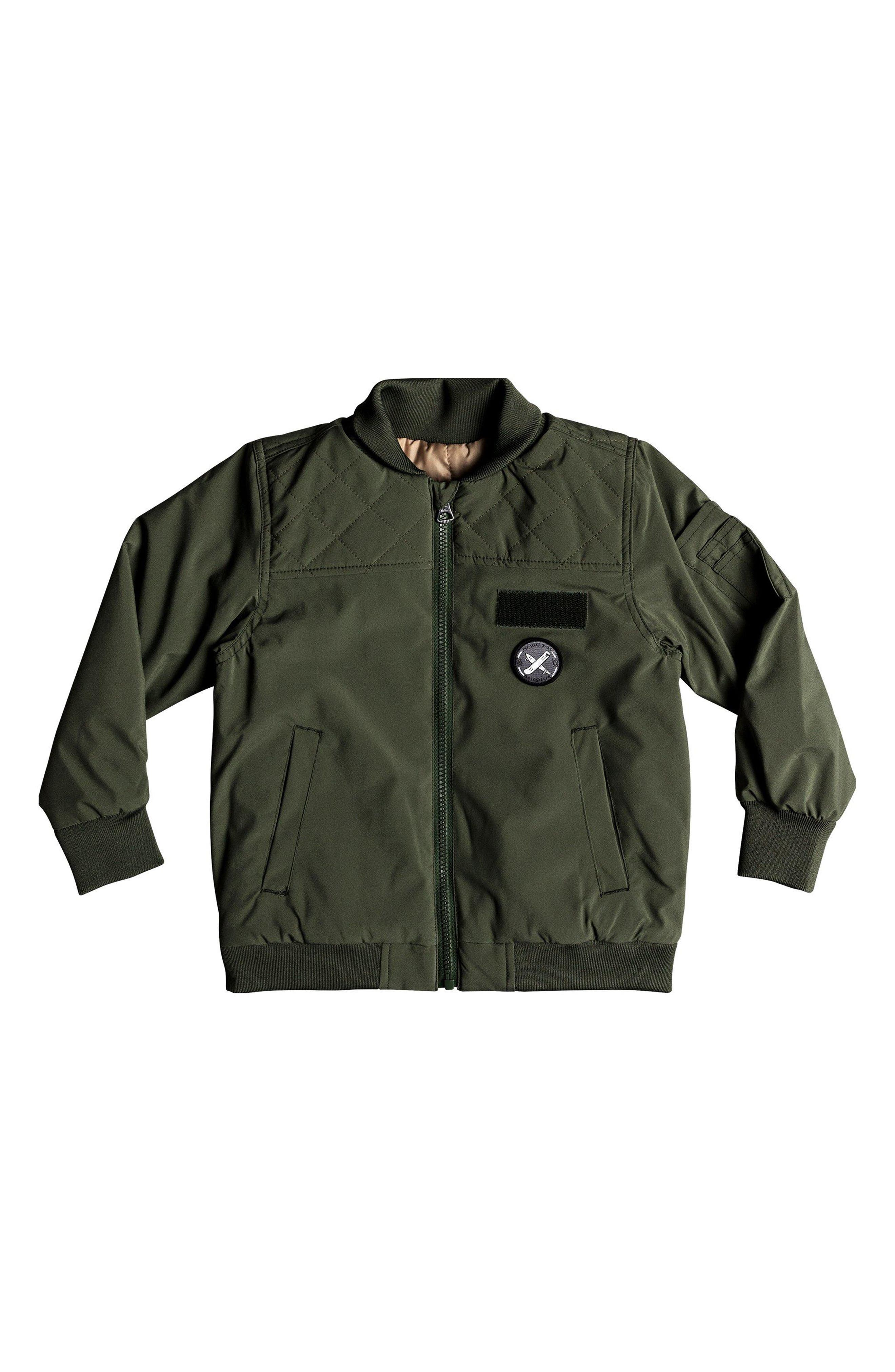 Mankai Sun Bomber Jacket,                         Main,                         color, THYME