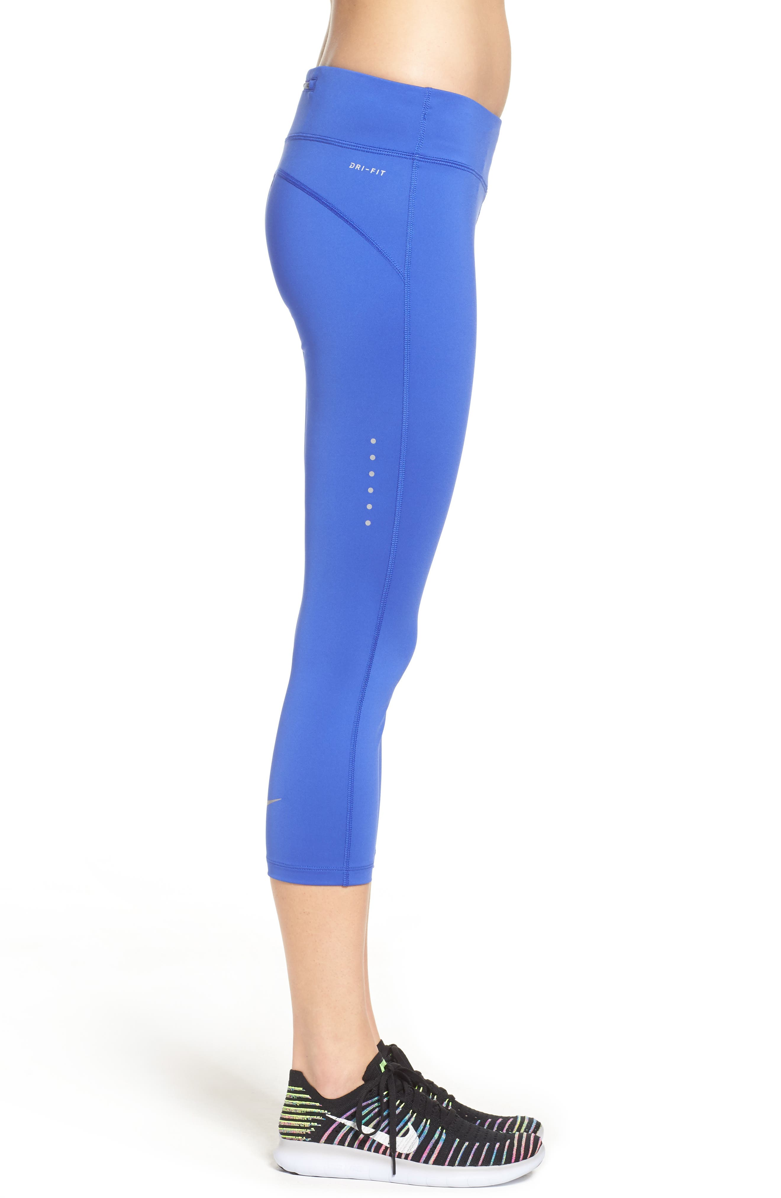 Power Epic Run Crop Tights,                             Alternate thumbnail 19, color,