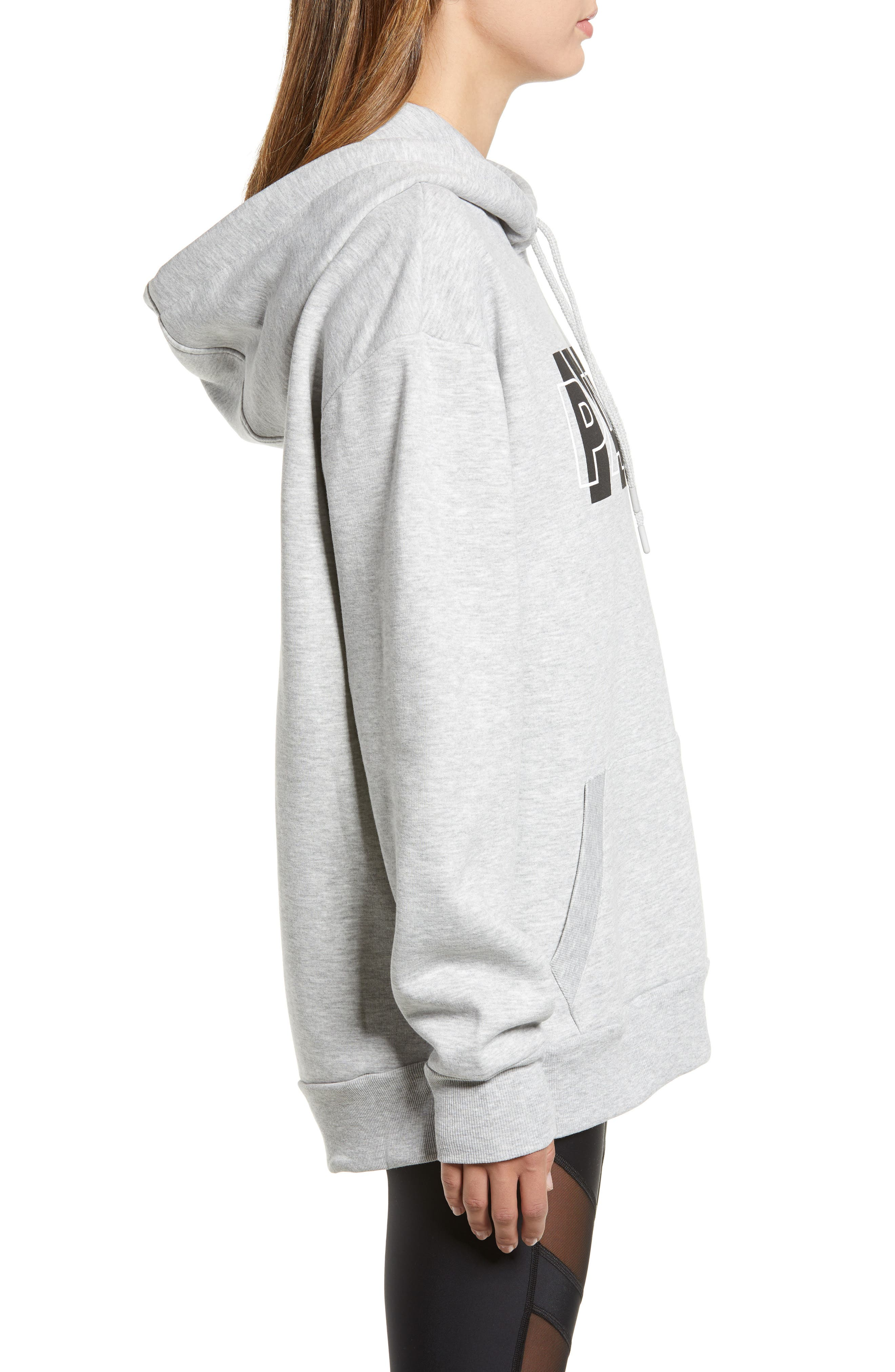 Layer Logo Graphic Hoodie,                             Alternate thumbnail 3, color,                             020