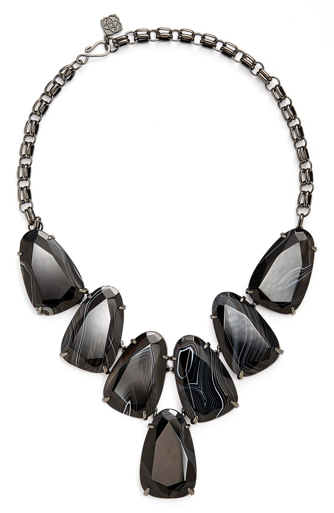 Harlow Necklace,                             Main thumbnail 12, color,