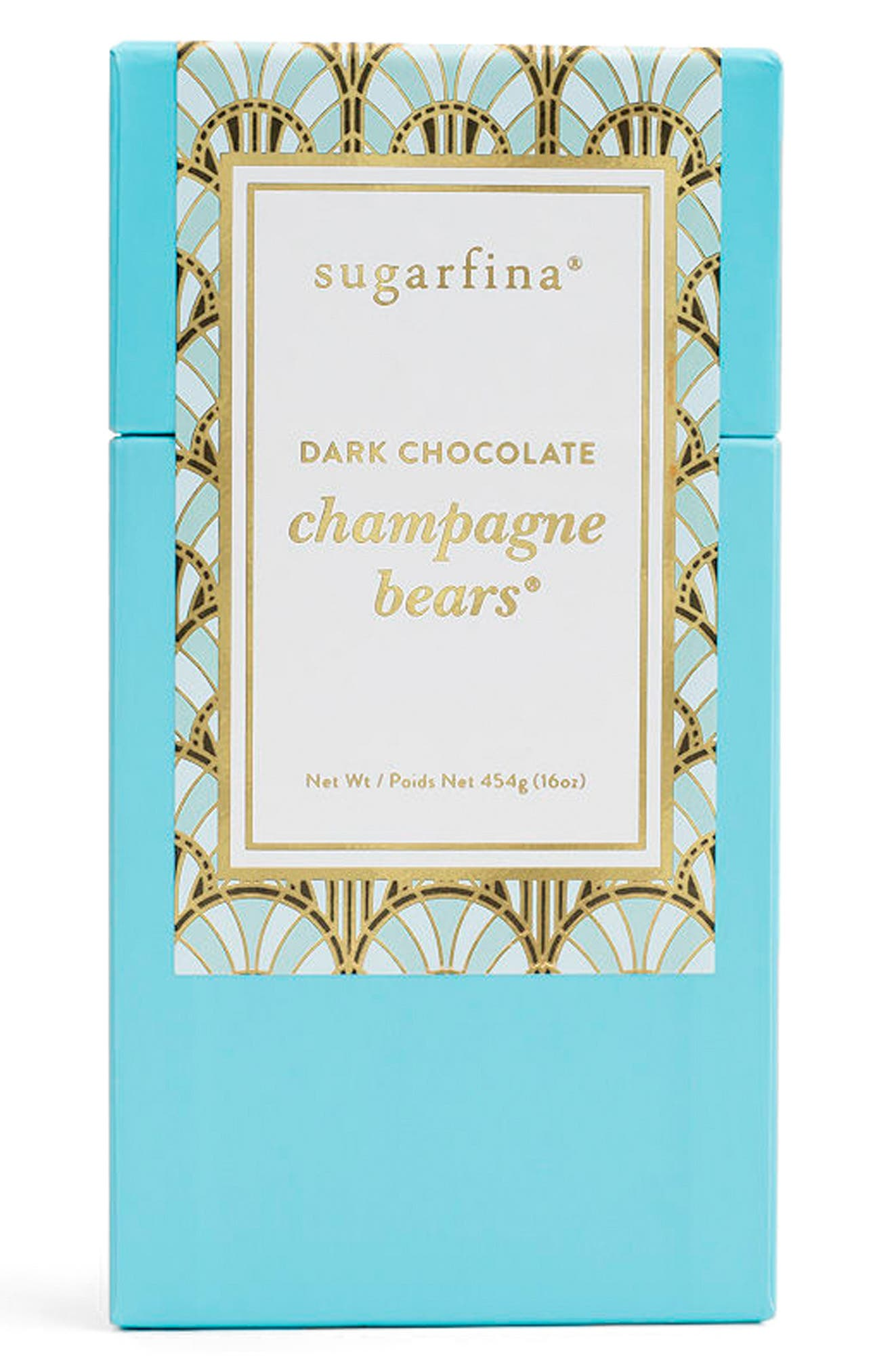 Dark Chocolate Champagne Bears<sup>®</sup>,                             Alternate thumbnail 2, color,                             400