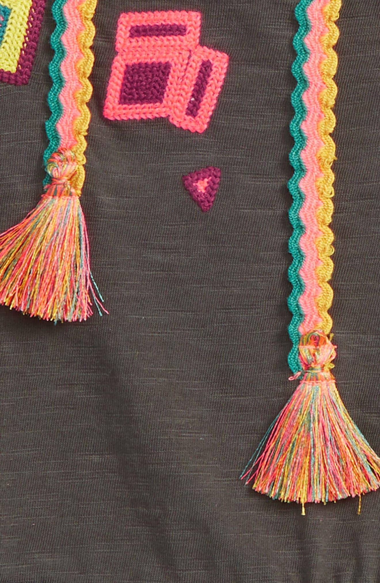 Scotch R'Belle Tassel Cotton Top,                             Alternate thumbnail 2, color,                             900