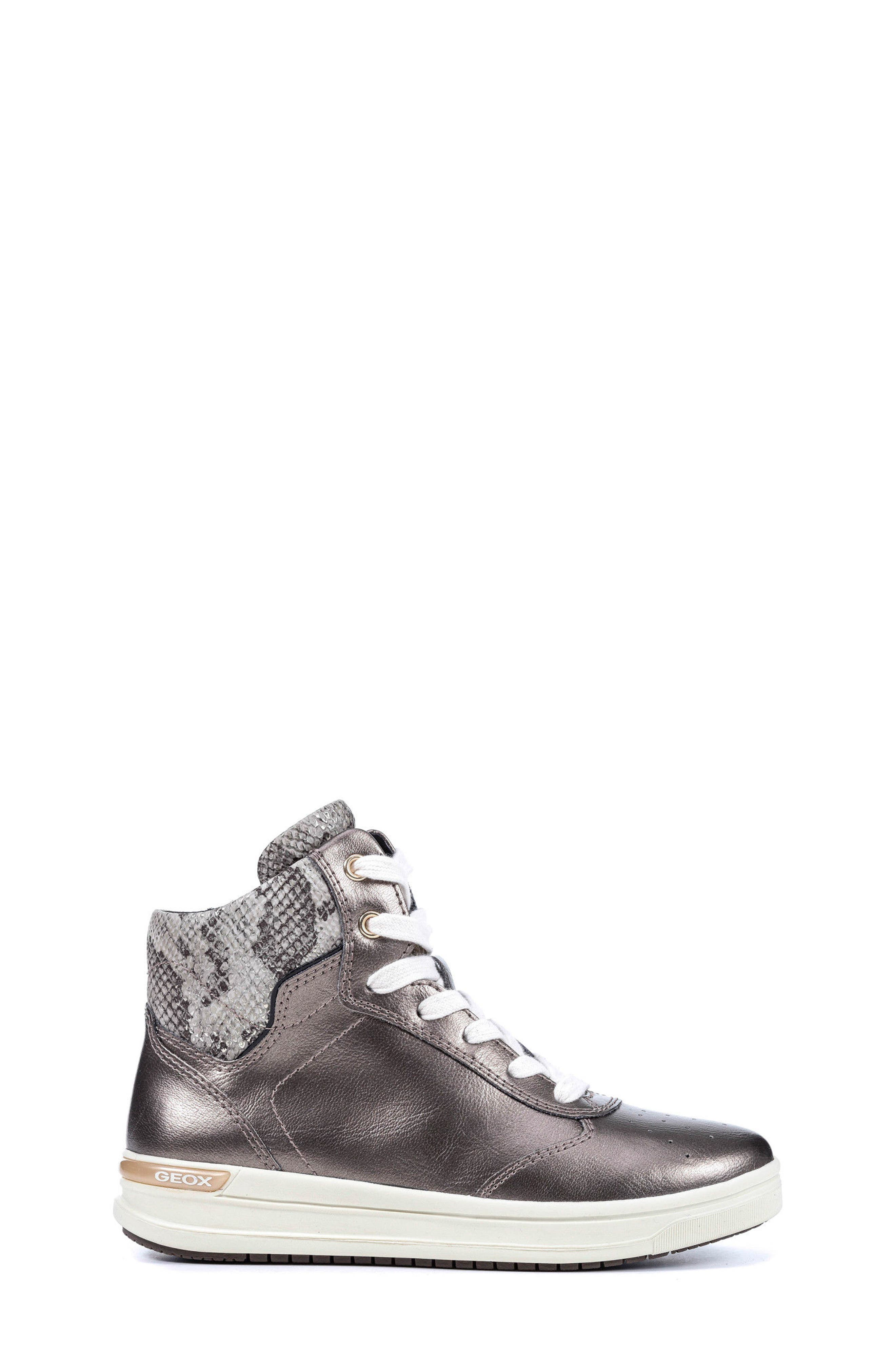 Cave Up Girl High Top Sneaker,                             Alternate thumbnail 6, color,