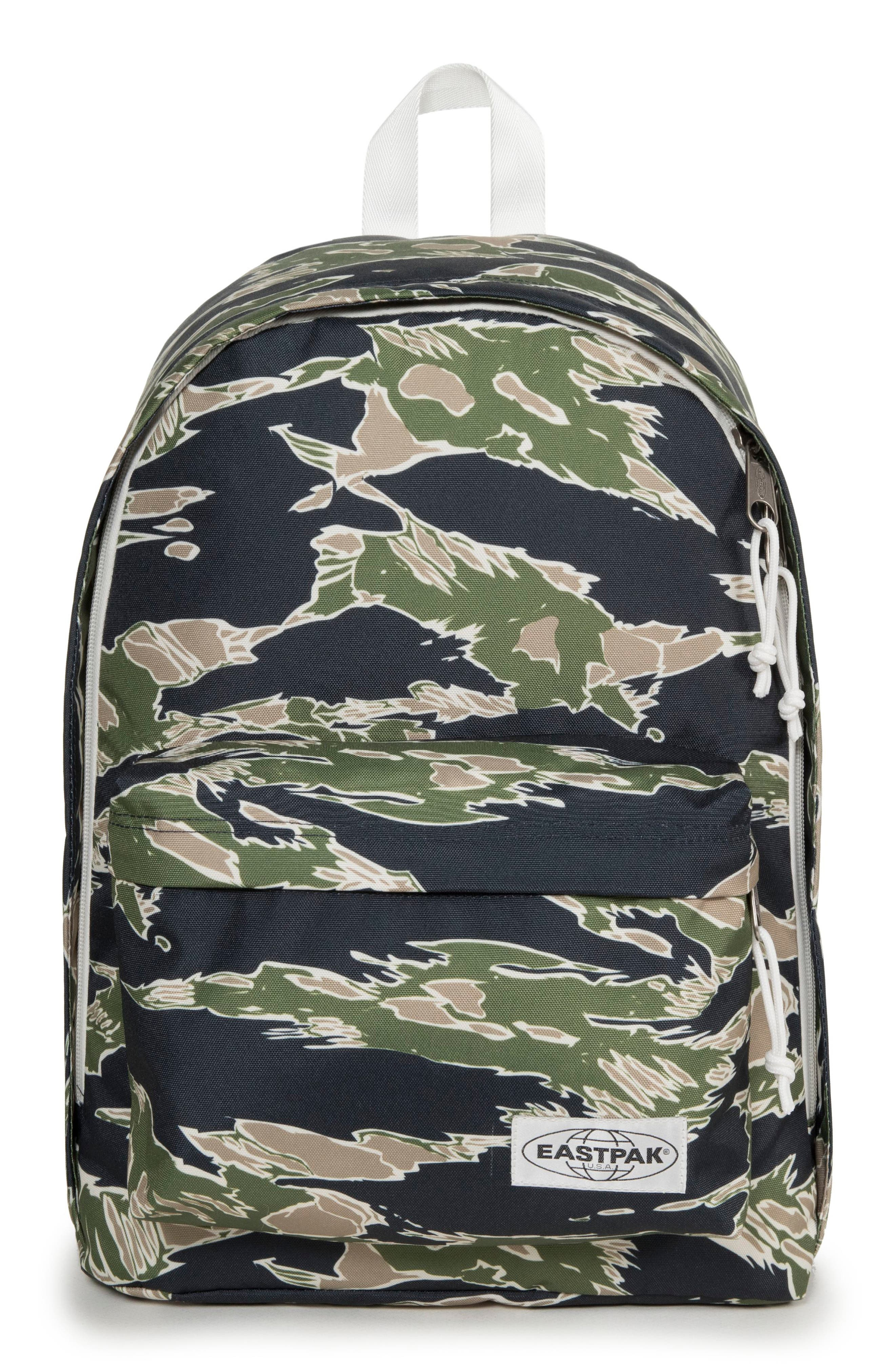 Eastpack Out Of Office Backpack - Green