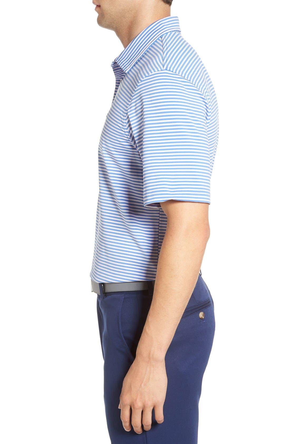 Kennedy Stripe Golf Polo,                             Alternate thumbnail 48, color,