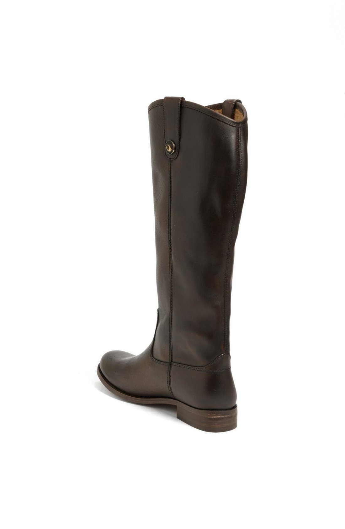 'Melissa Button' Leather Riding Boot,                             Alternate thumbnail 104, color,