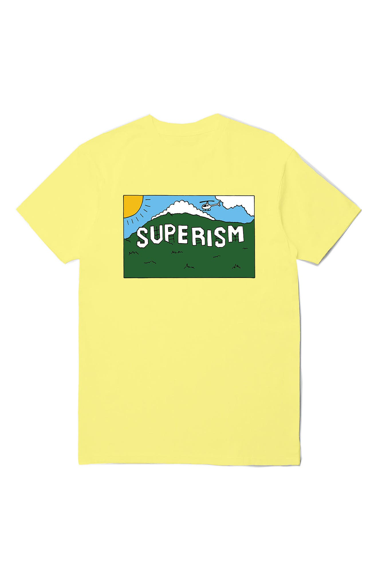 Mt Superism Graphic T-Shirt,                             Main thumbnail 1, color,