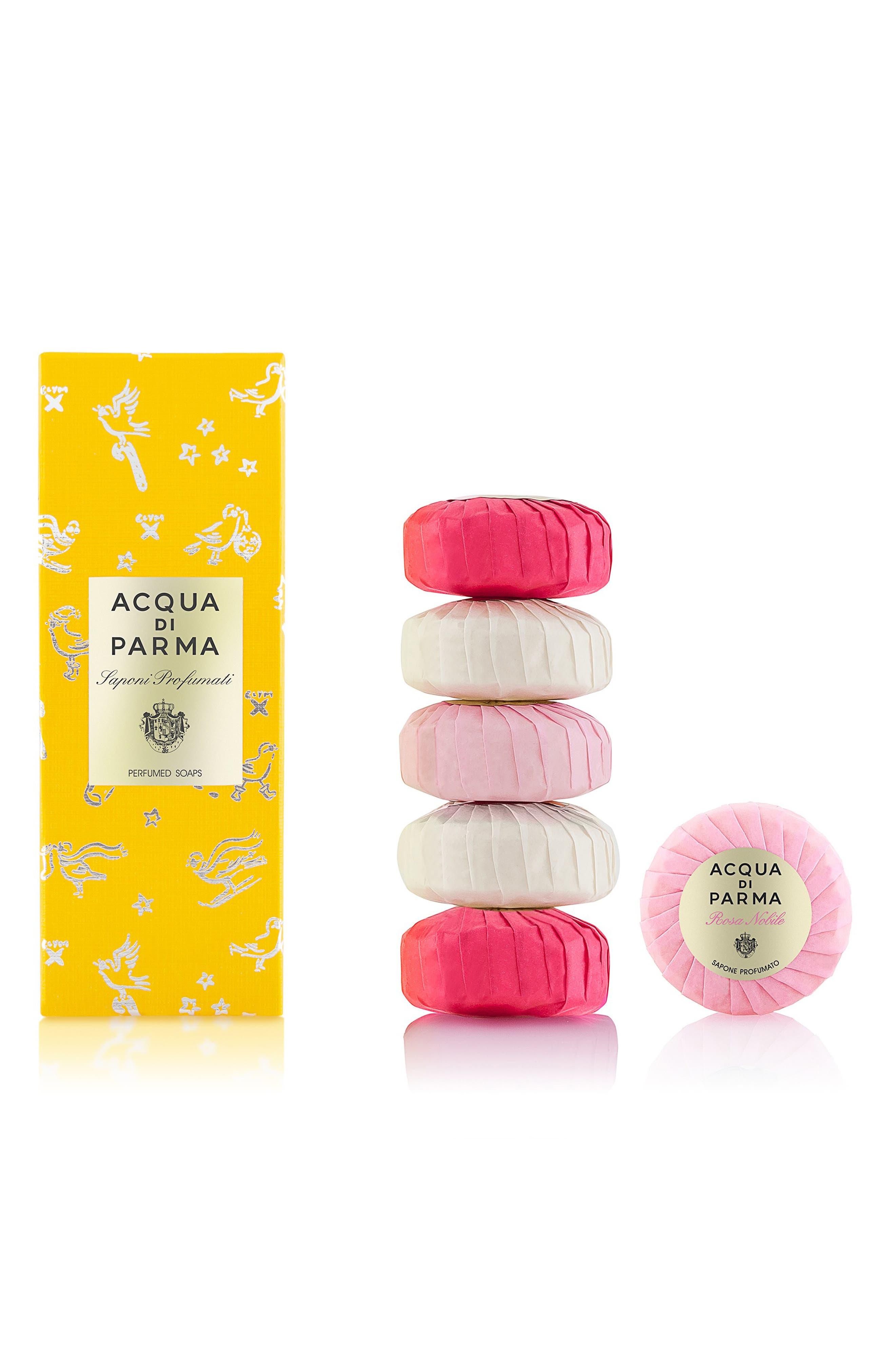 Acqua Di Parma Le Nobili Soap Collection (Limited Edition)