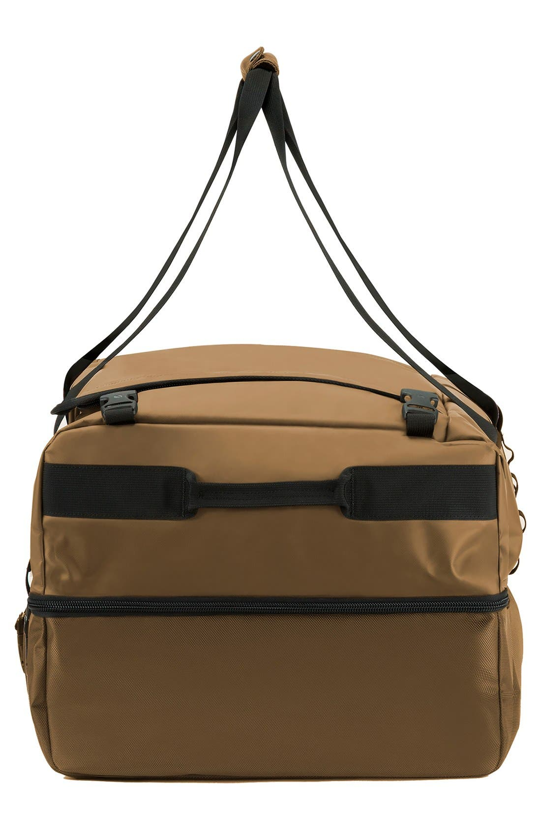 TRACTO Large Split Convertible Duffel Bag,                             Alternate thumbnail 6, color,
