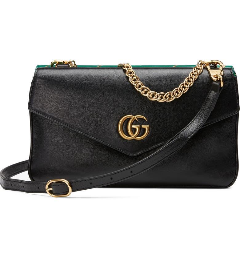 506f9471696c Gucci Thiara Colorblock Leather Shoulder Bag