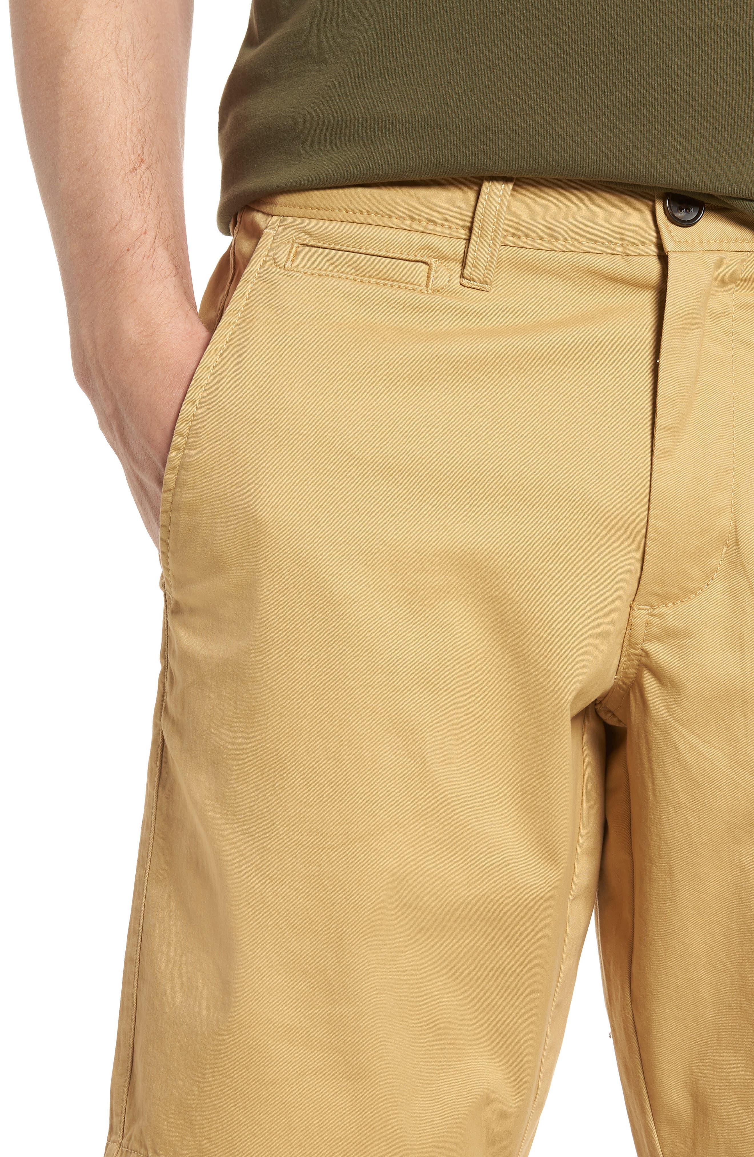 Ballard Slim Fit Stretch Chino 11-Inch Shorts,                             Alternate thumbnail 54, color,