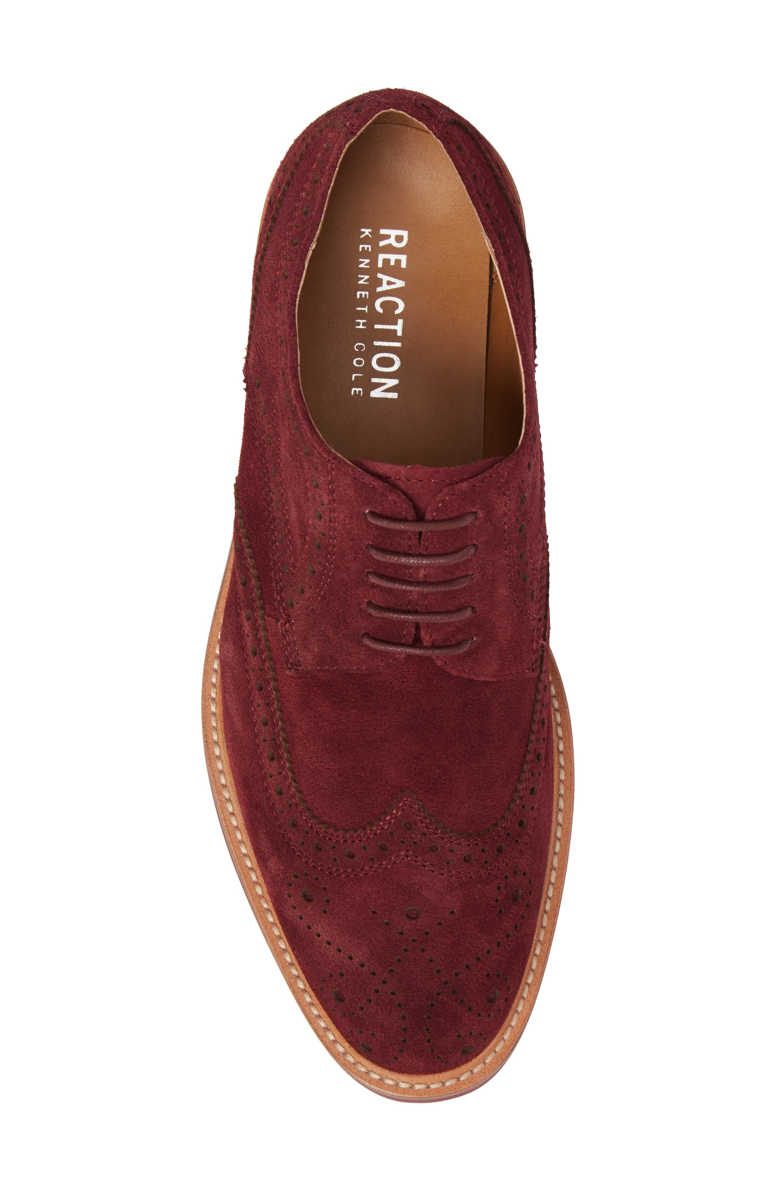 Kenneth Cole Reaction Wingtip,                             Alternate thumbnail 20, color,