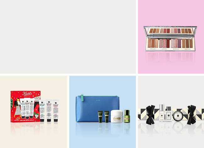 Bright and beautiful: beauty gifts for everyone on your list—even you!