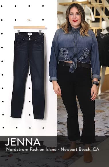 Transcend - Verdugo Ankle Skinny Jeans, sales video thumbnail