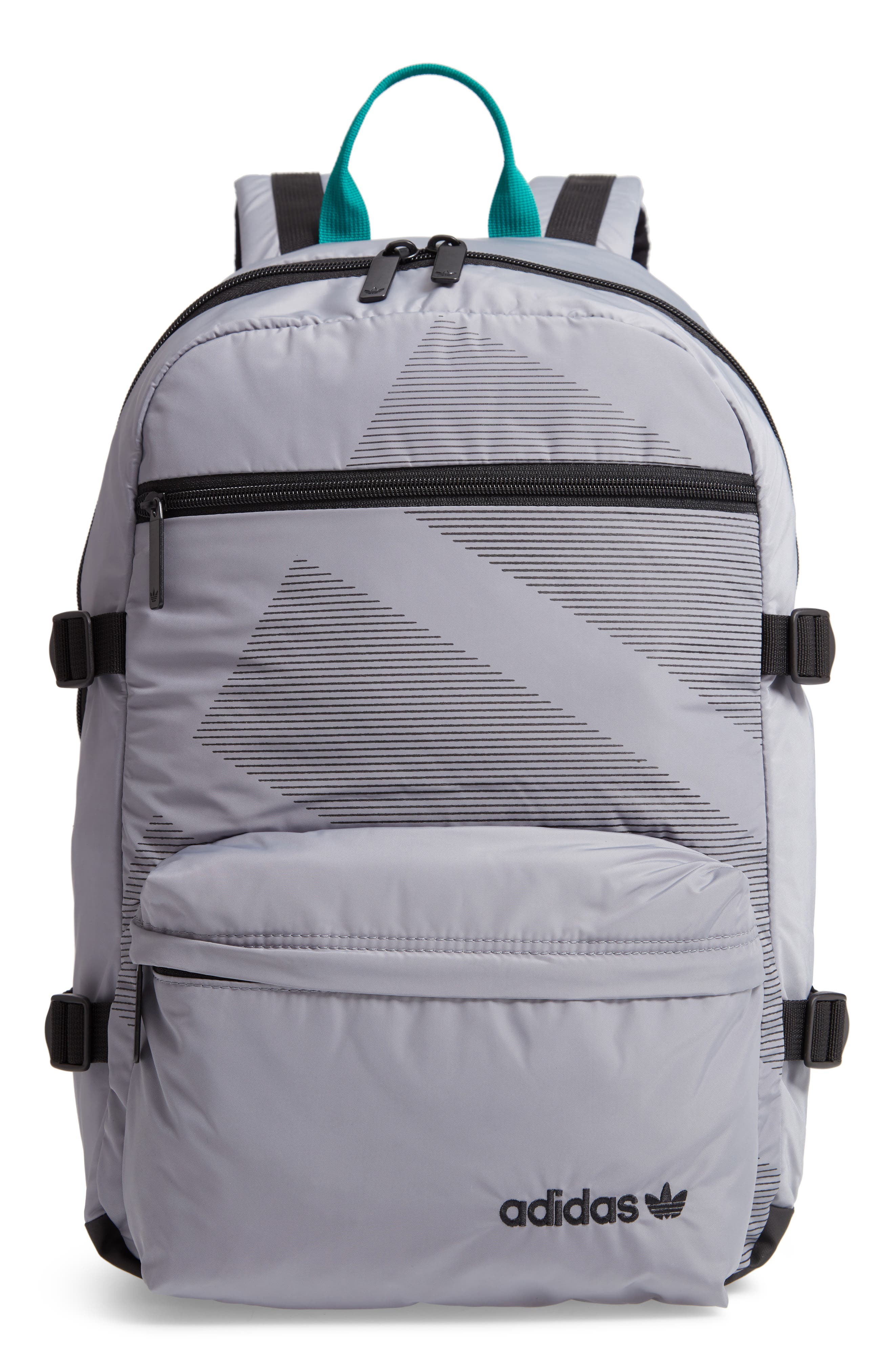 Adidas Originals Eqt Backpack - Grey