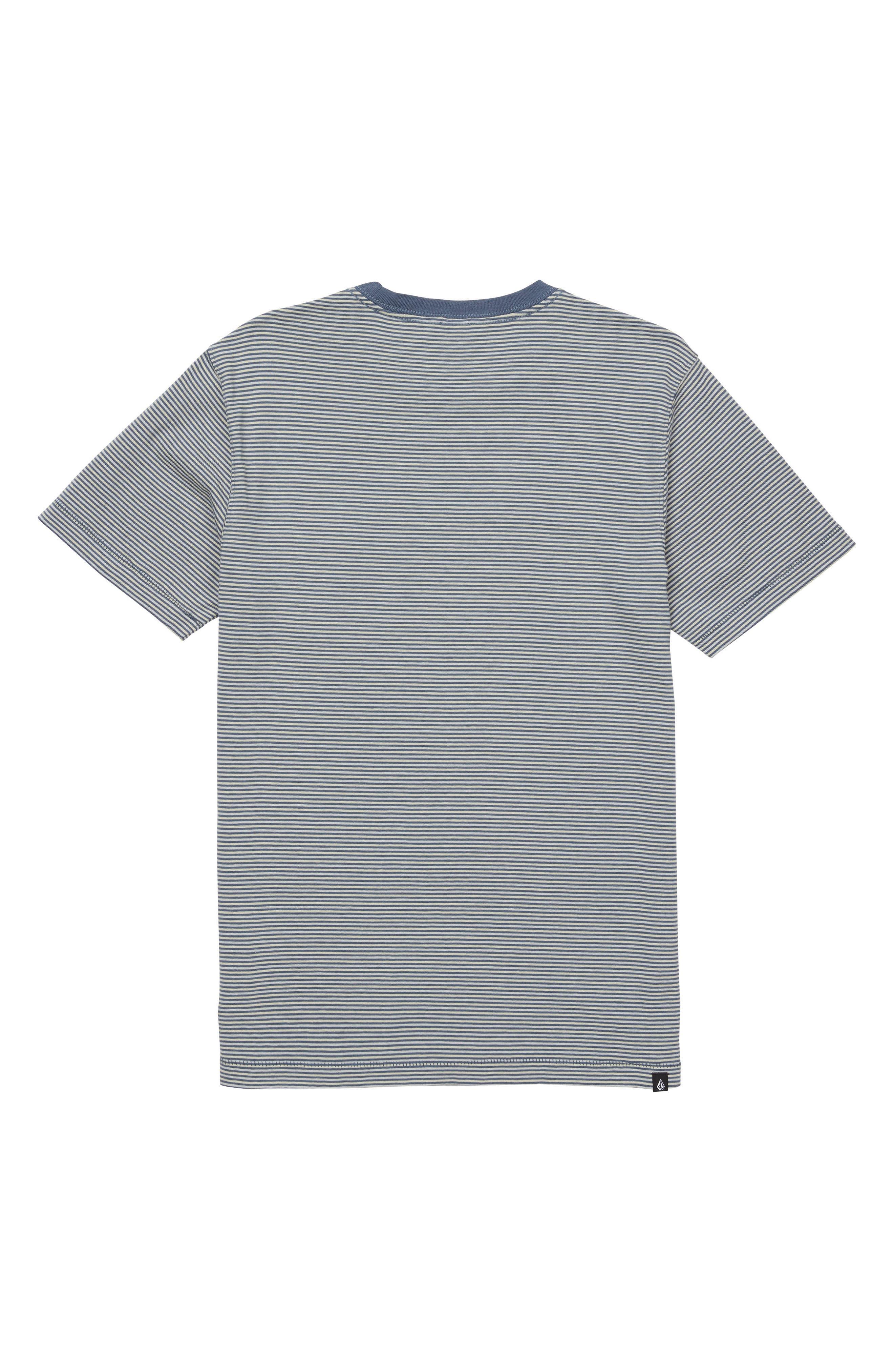 Preston Crewneck T-Shirt,                             Alternate thumbnail 2, color,                             463
