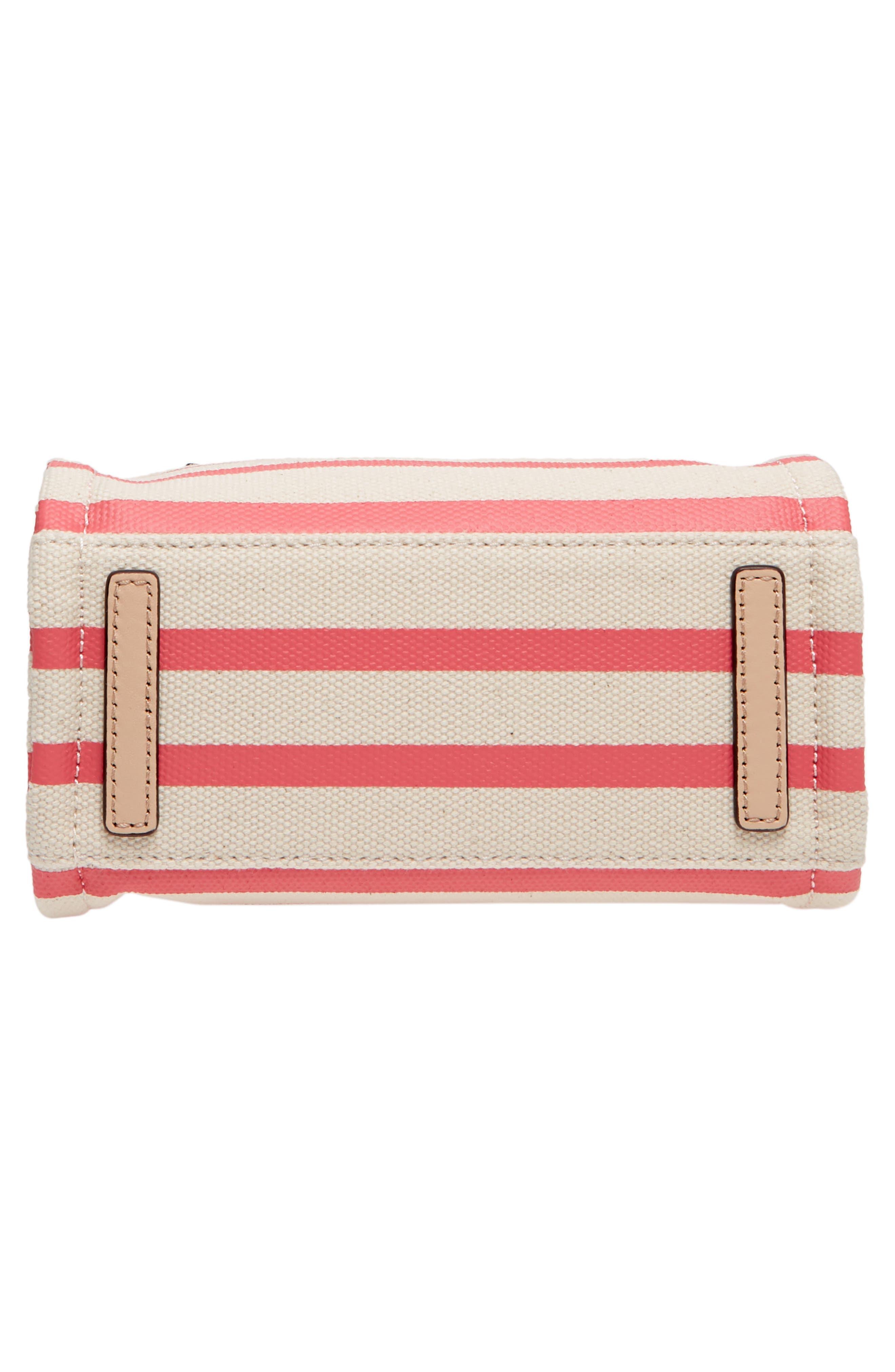 washington square - small sam canvas satchel,                             Alternate thumbnail 18, color,