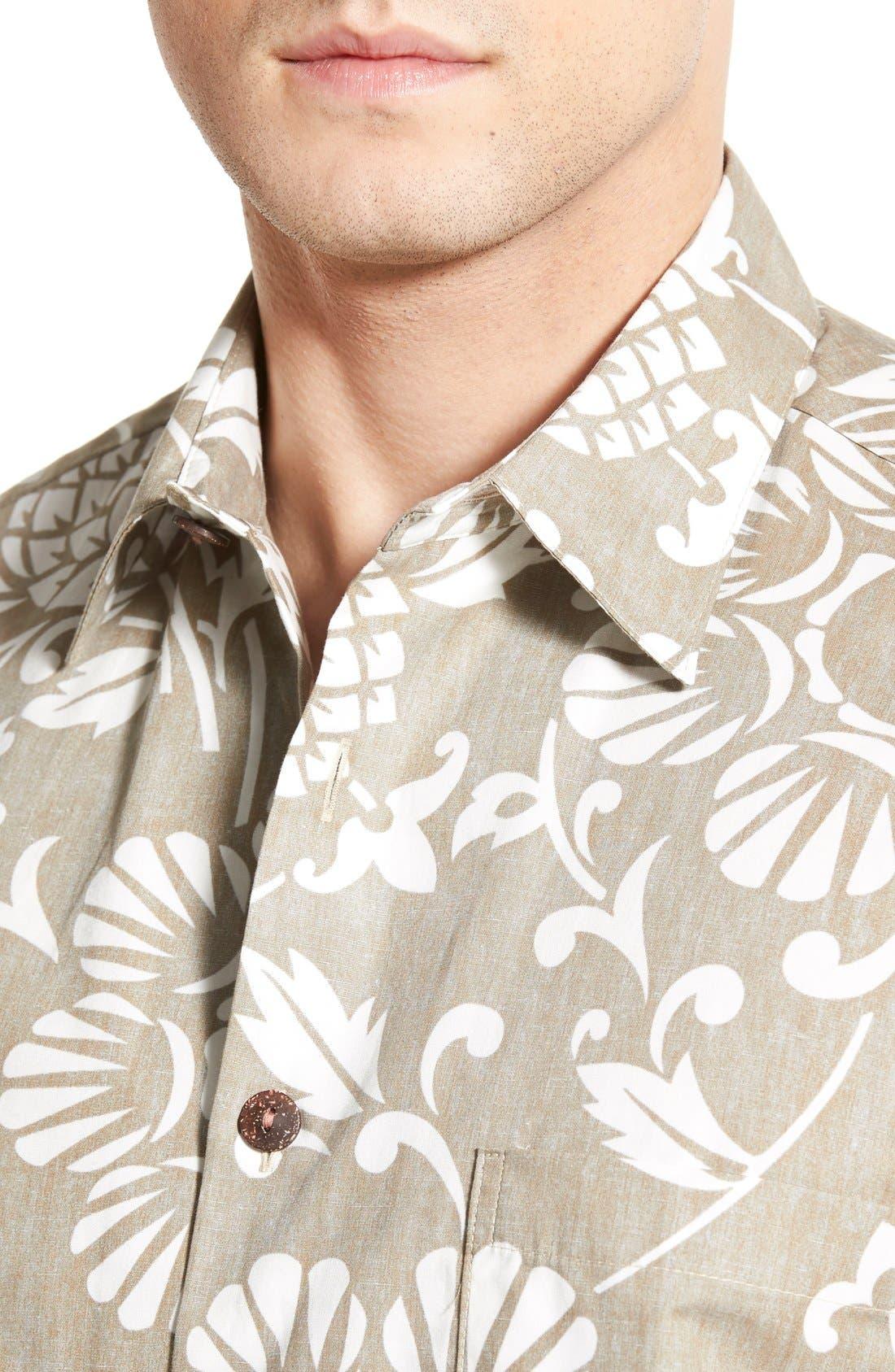 'Dukes Par' Regular Fit Sport Shirt,                             Alternate thumbnail 7, color,                             210