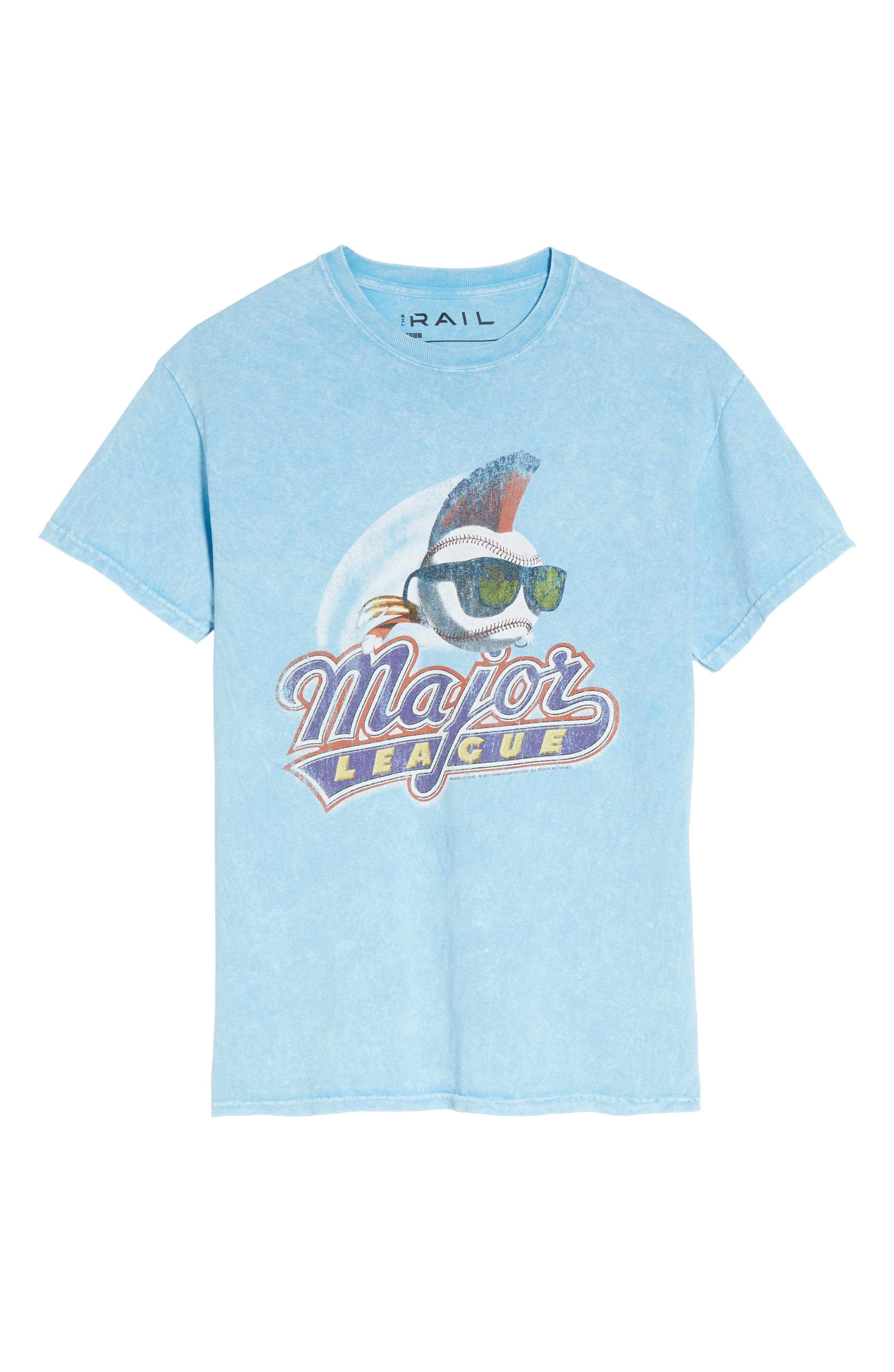 Washed Graphic T-Shirt,                             Alternate thumbnail 6, color,                             450