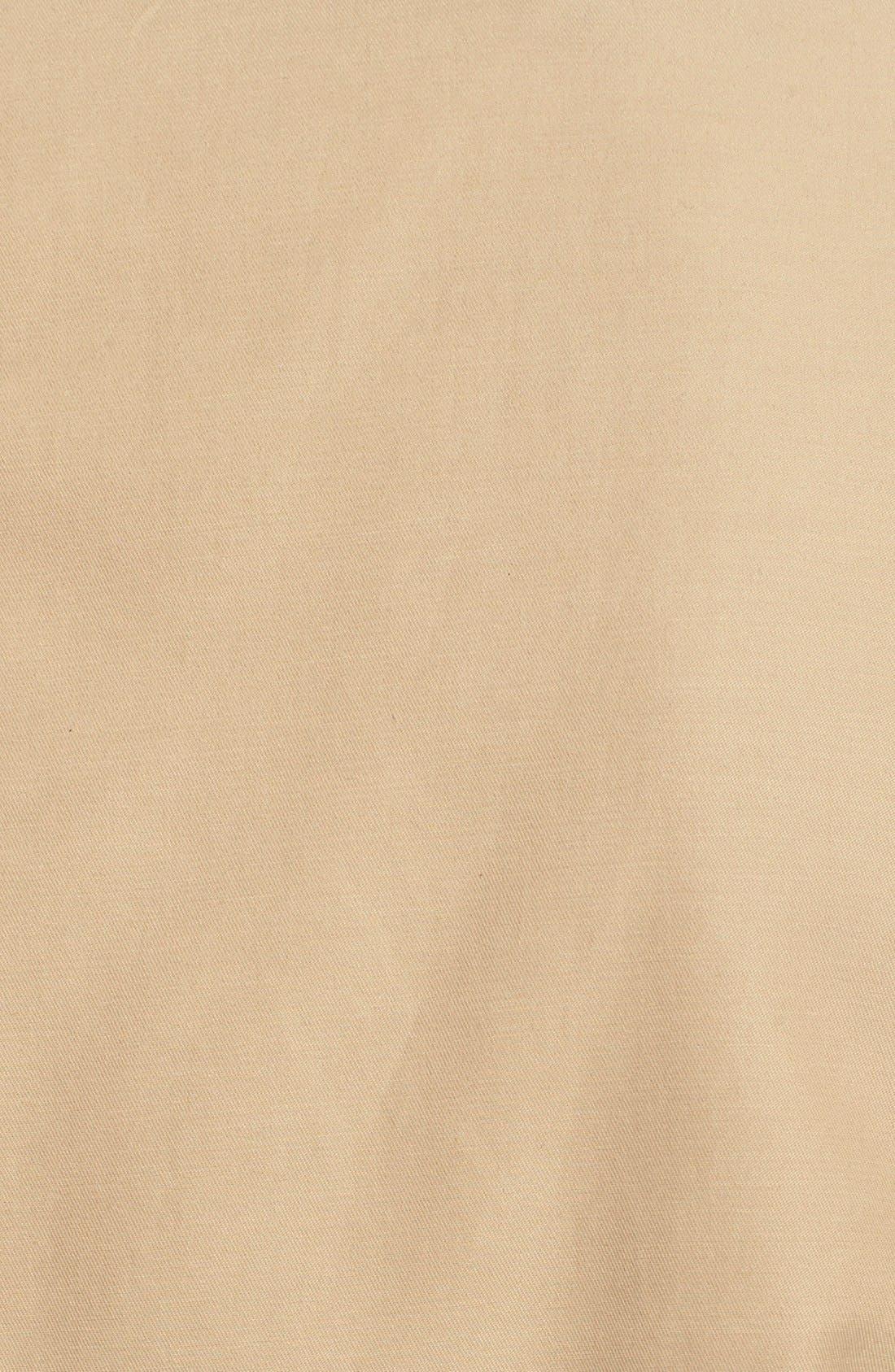 COLE HAAN,                             Cotton Blend Twill Car Coat,                             Alternate thumbnail 2, color,                             258