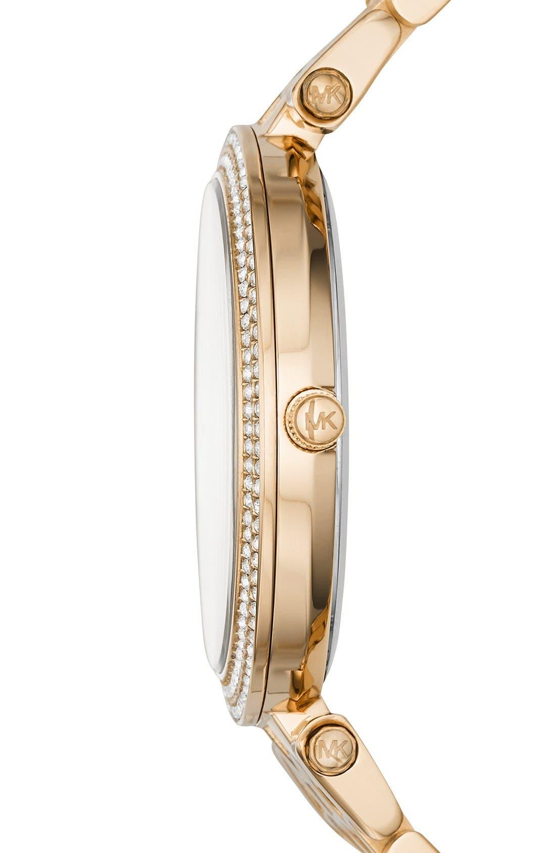'Darci' Round Bracelet Watch, 39mm,                             Alternate thumbnail 38, color,