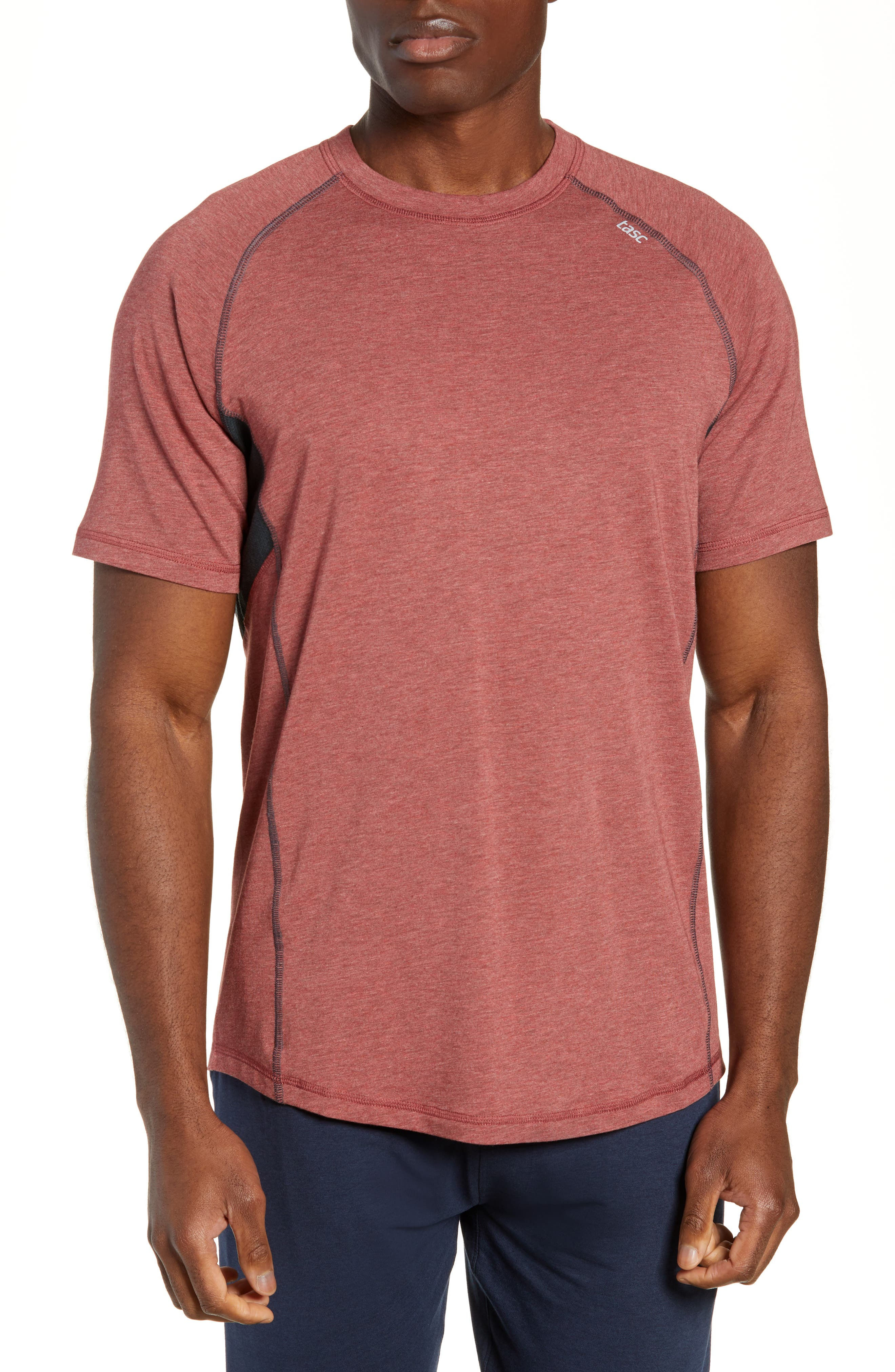 Tasc Performance Charge Ii T-Shirt, Red
