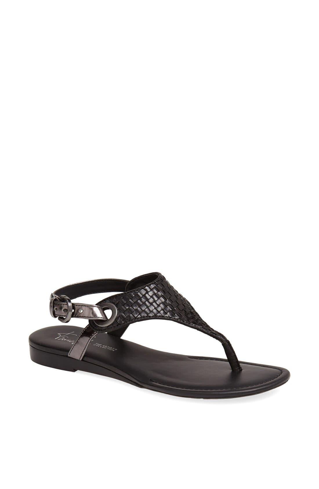 'Grip' Sandal,                         Main,                         color, 002