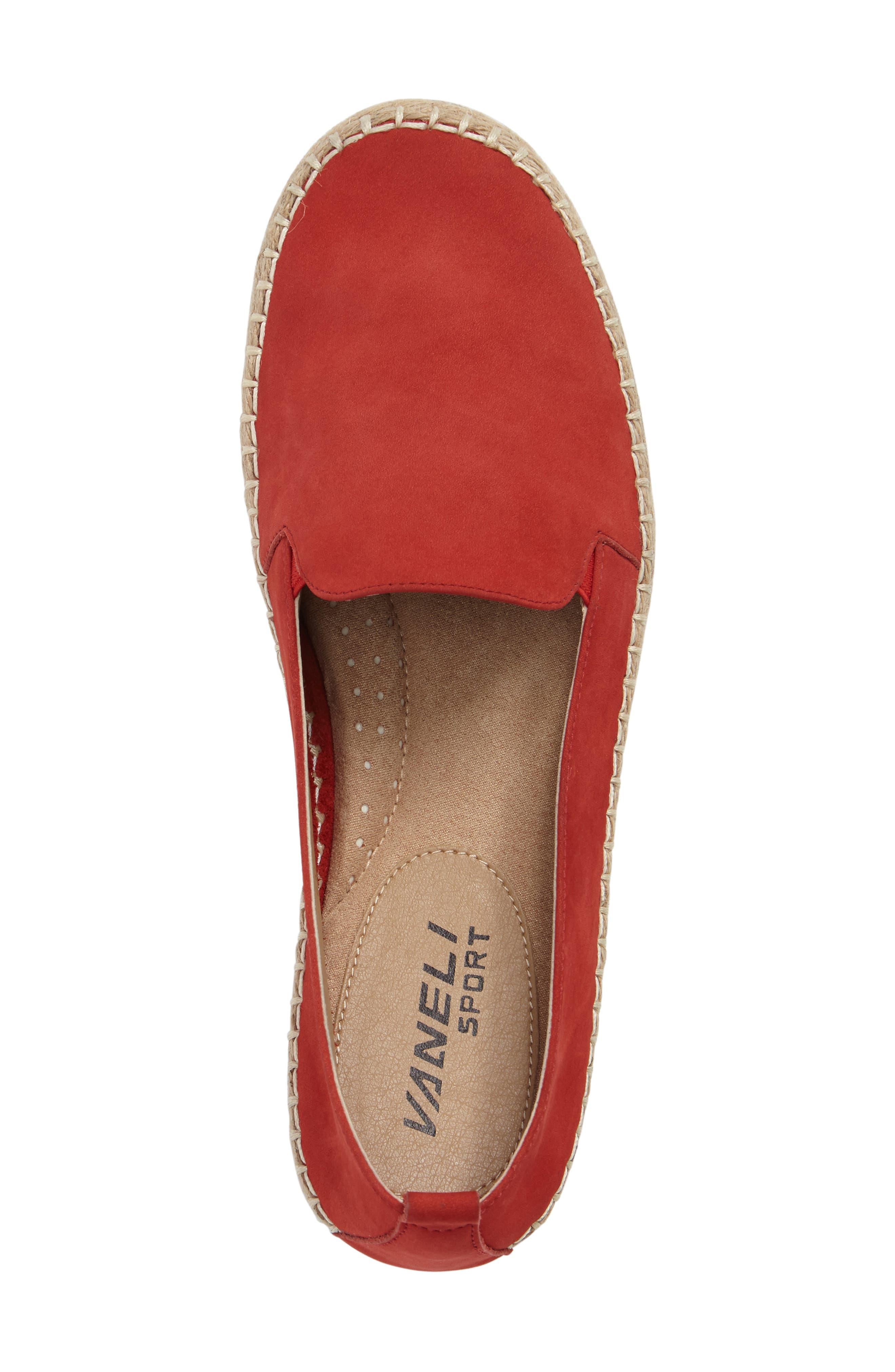 Nadette Espadrille Loafer Flat,                             Alternate thumbnail 20, color,