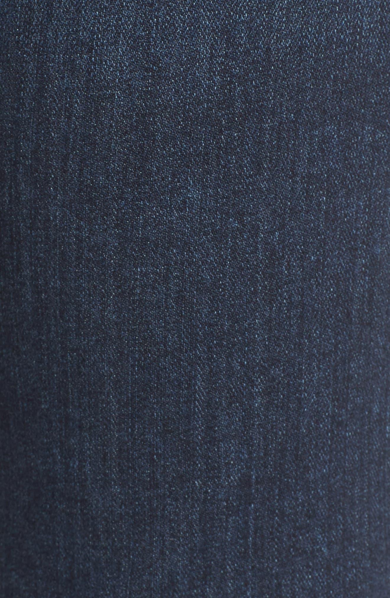 Collin Supermodel Skinny Jeans,                             Alternate thumbnail 5, color,                             422