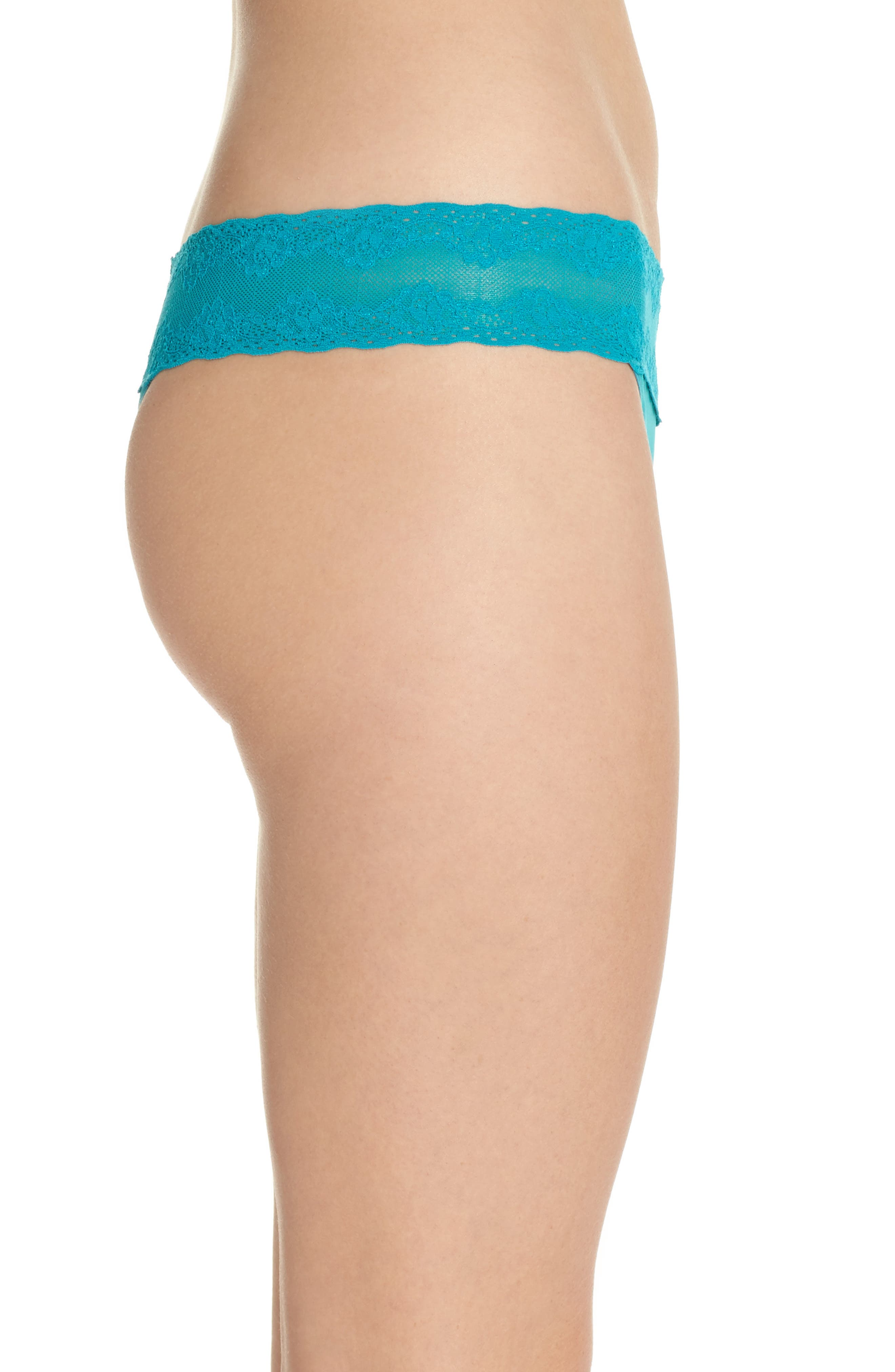 Bliss Perfection Thong,                             Alternate thumbnail 206, color,