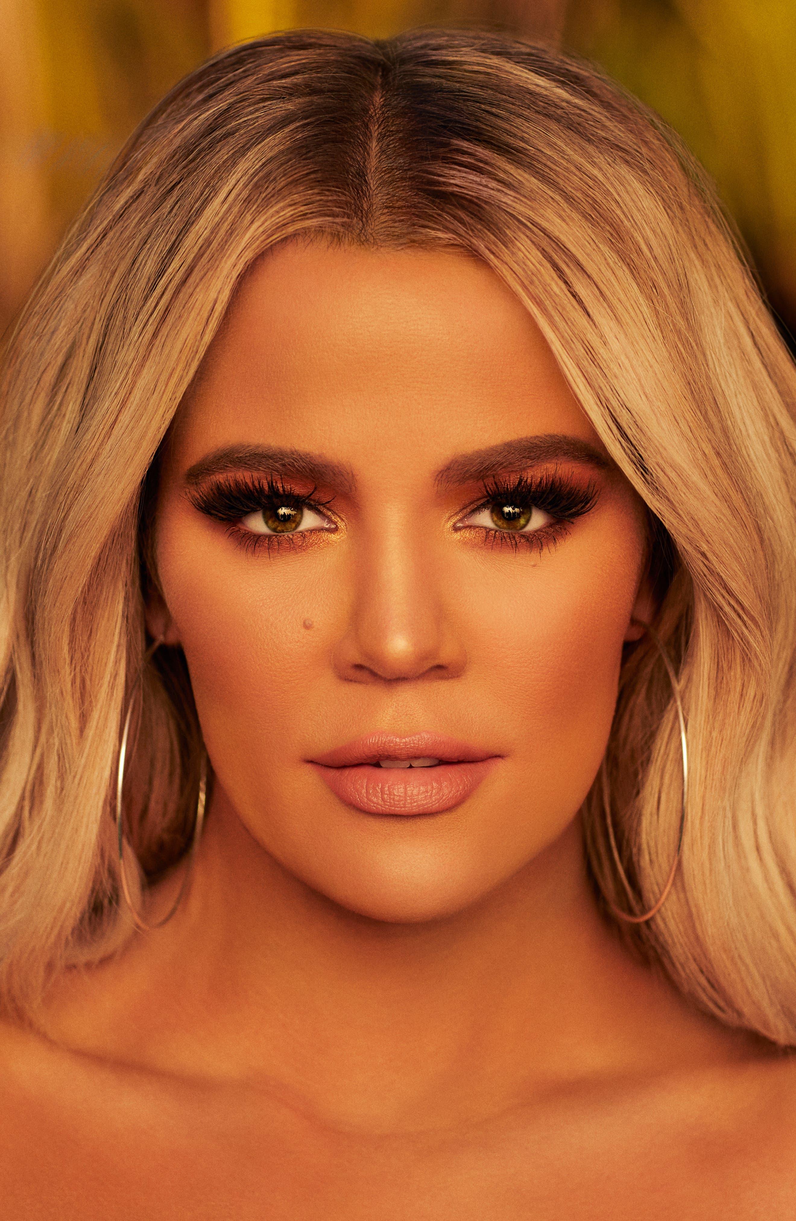 BECCA COSMETICS,                             BECCA x Khloé Kardashian & Malika Haqq Glow Letters,                             Alternate thumbnail 3, color,                             250