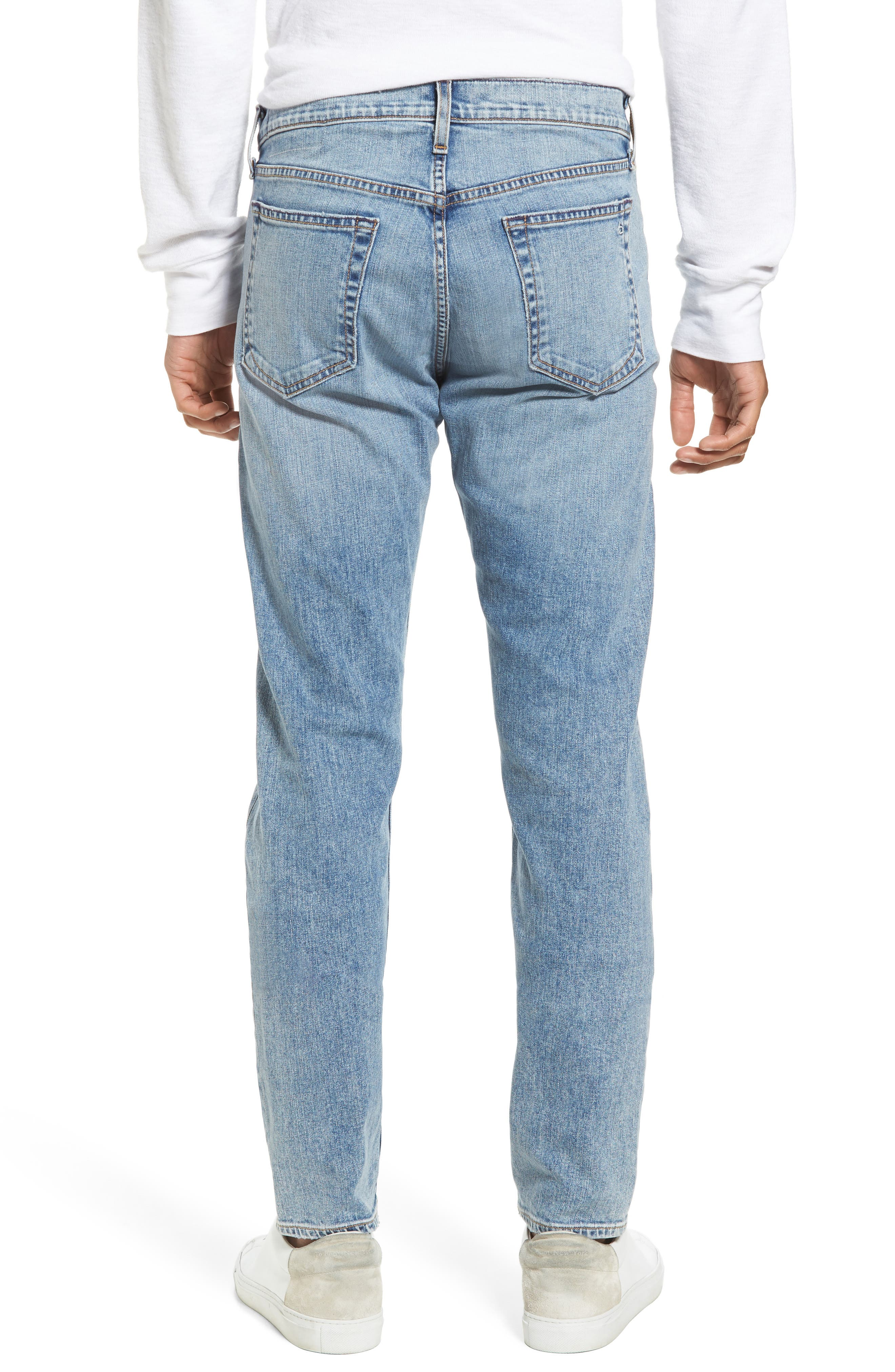 Fit 1 Skinny Fit Jeans,                             Alternate thumbnail 2, color,                             450