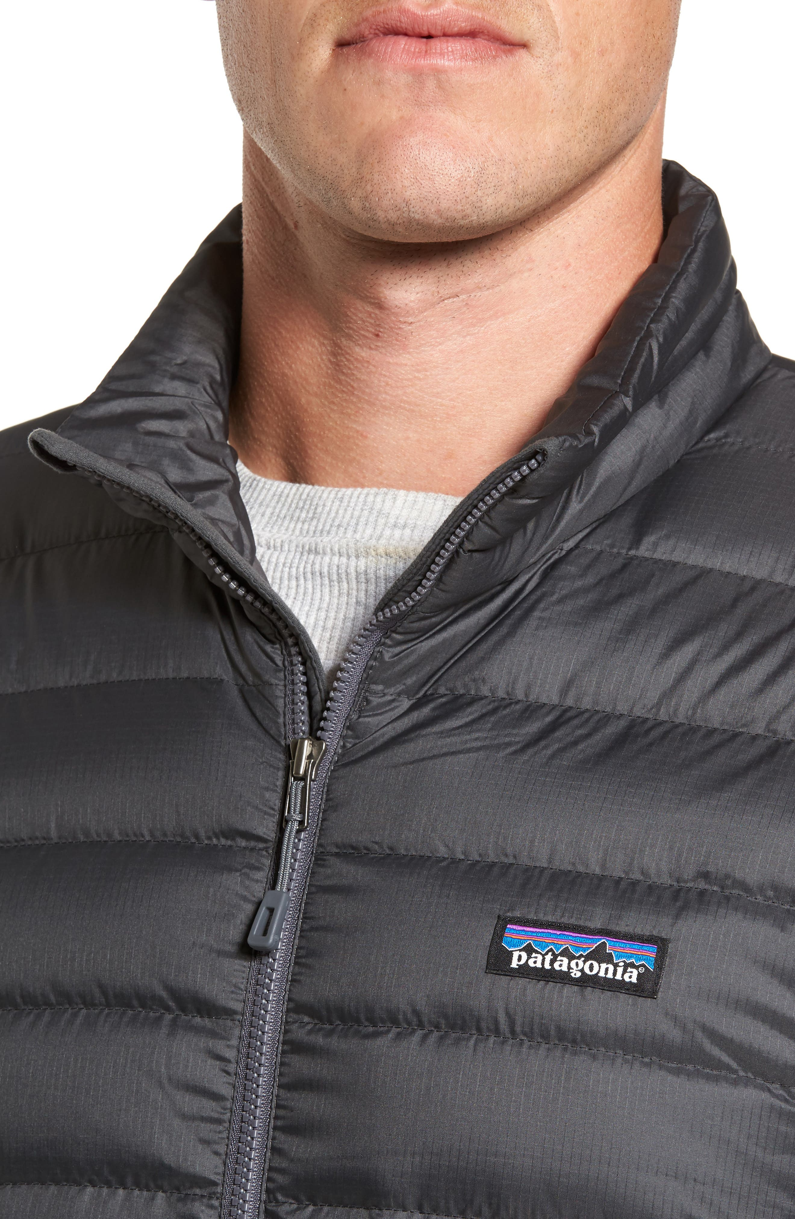 Water Repellent Down Jacket,                             Alternate thumbnail 61, color,