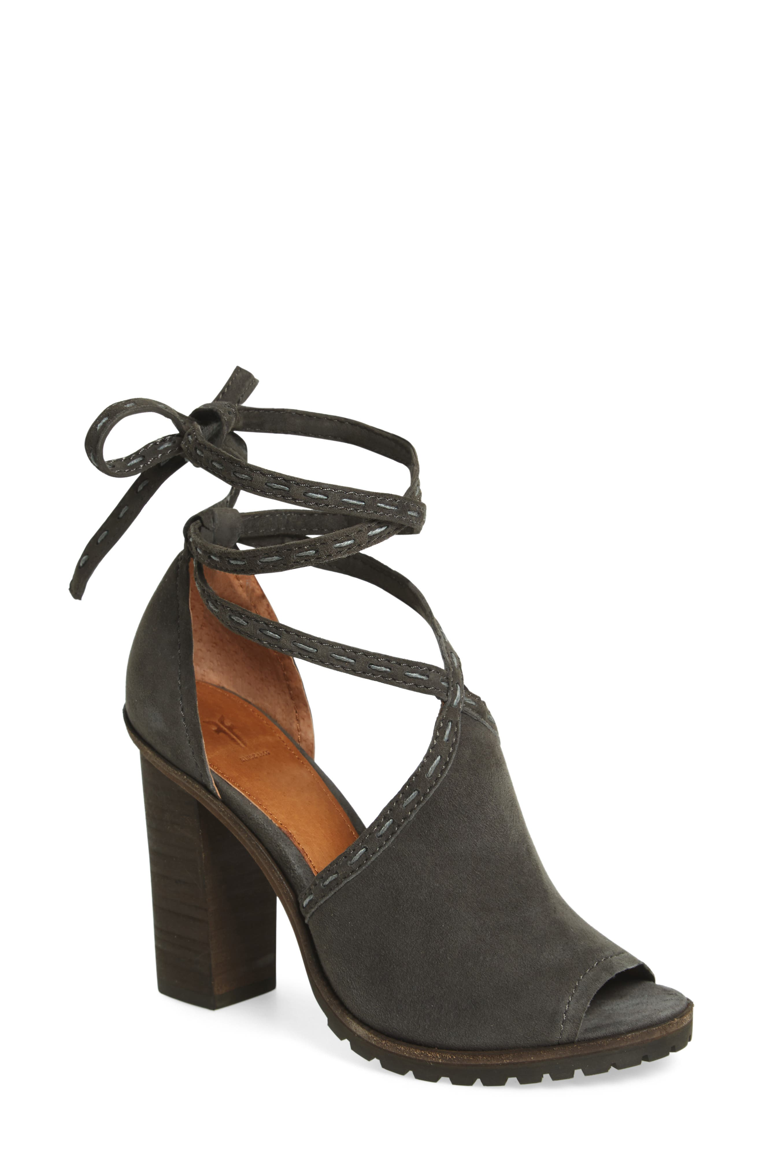 Suzie Wraparound Sandal,                         Main,                         color, 030