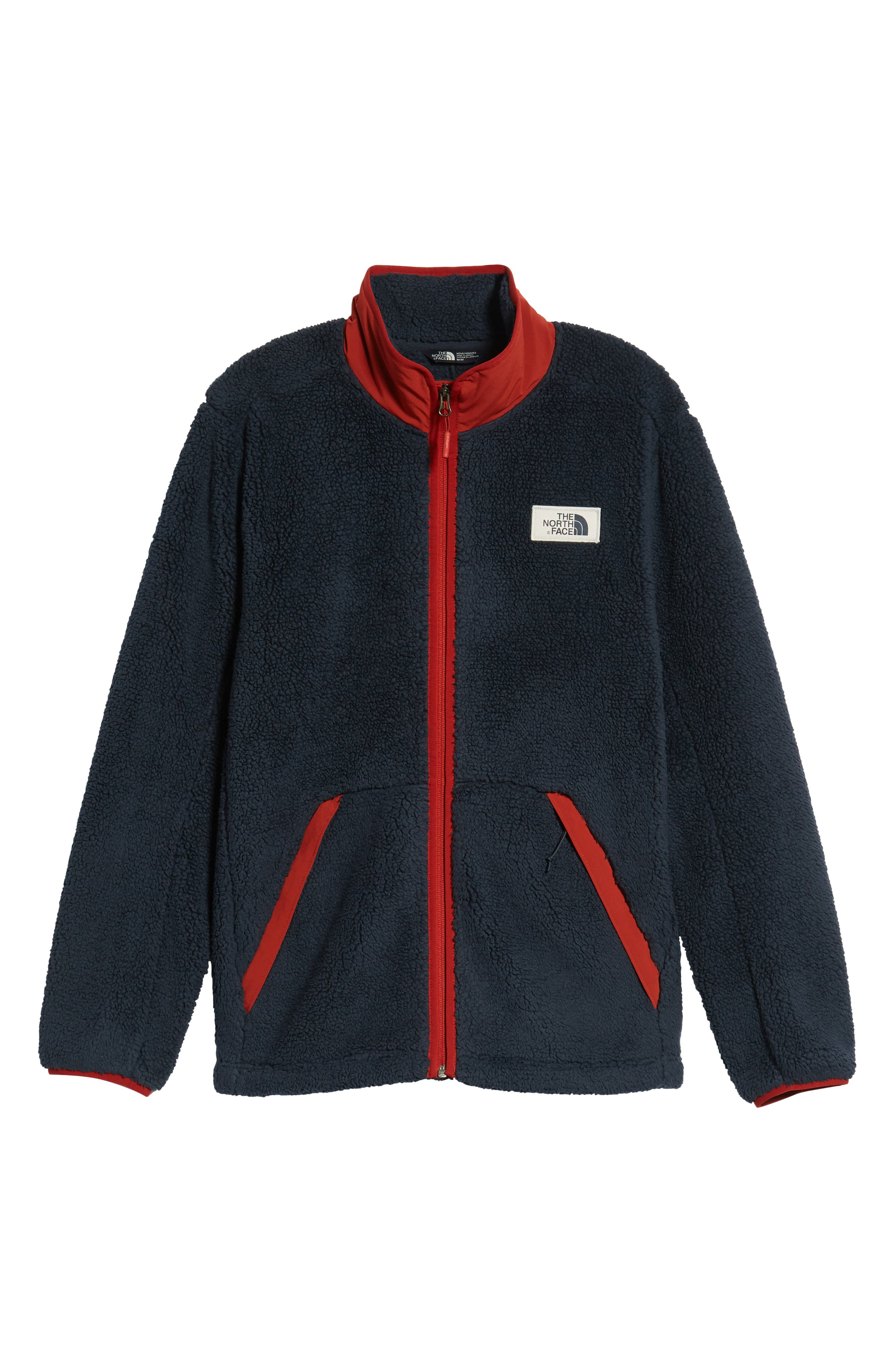 Campshire Zip Fleece Jacket,                             Alternate thumbnail 60, color,