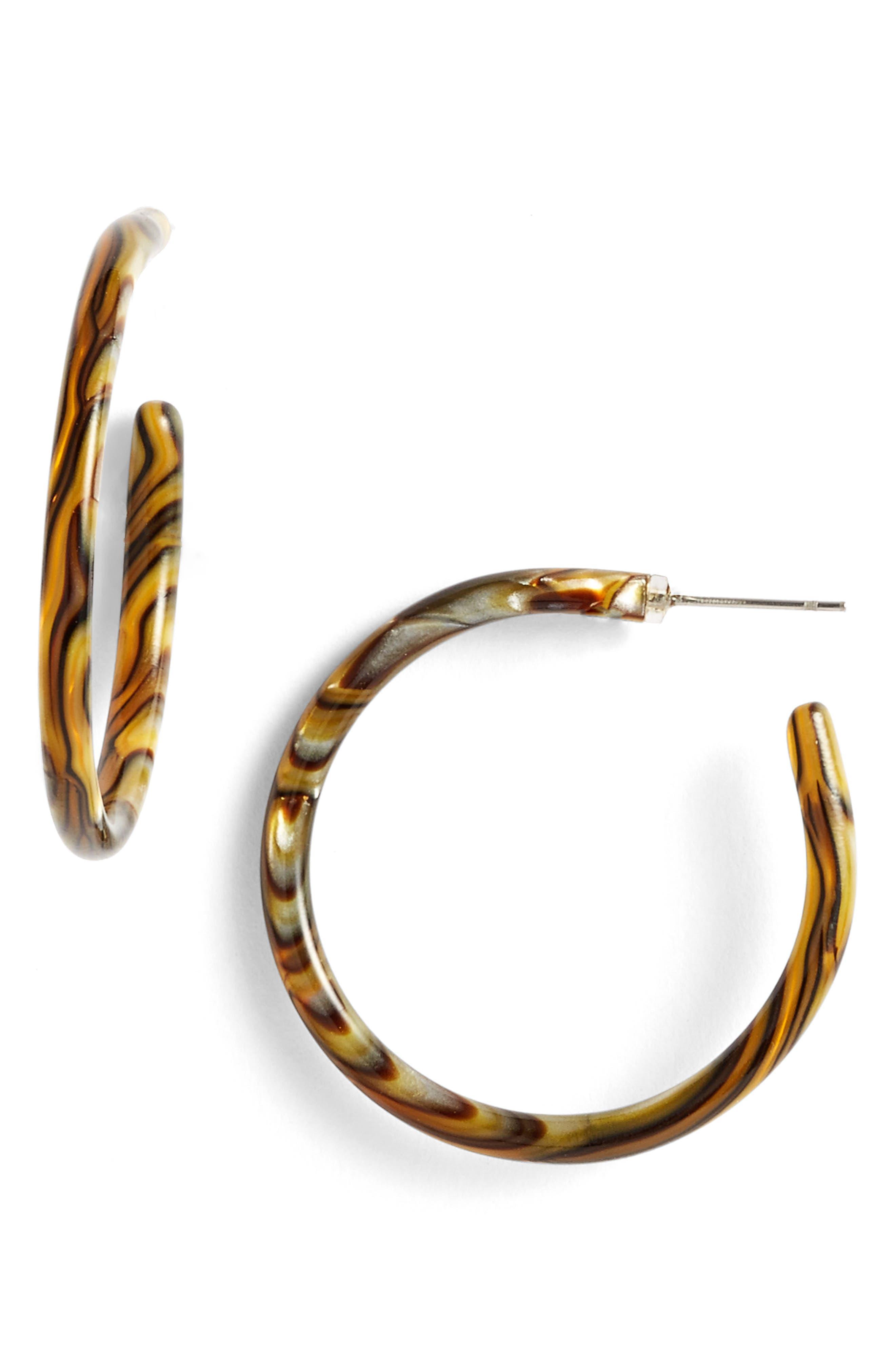 Hoop Earrings,                             Alternate thumbnail 21, color,