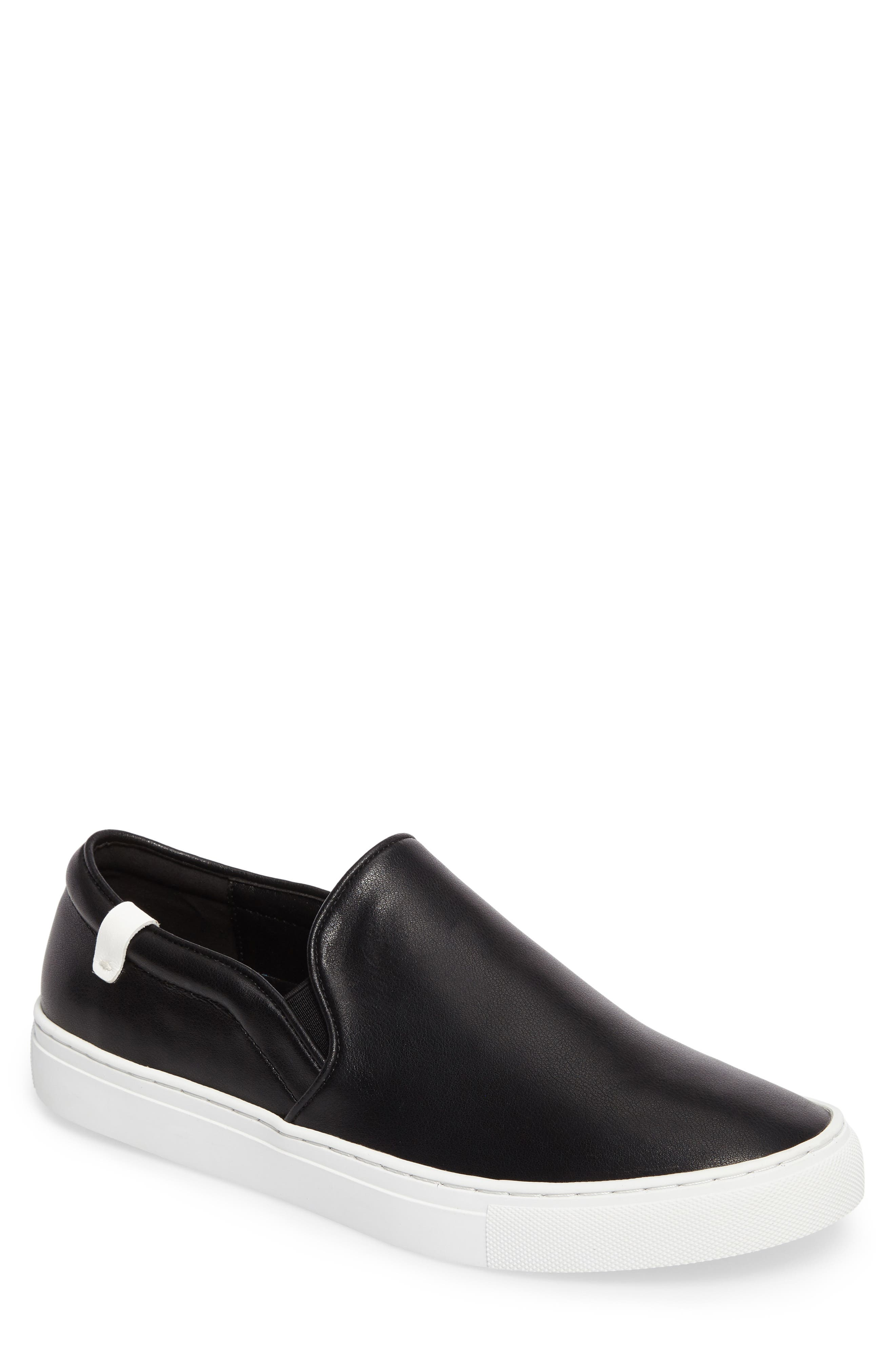 Original Slip-On Sneaker,                             Main thumbnail 1, color,                             001
