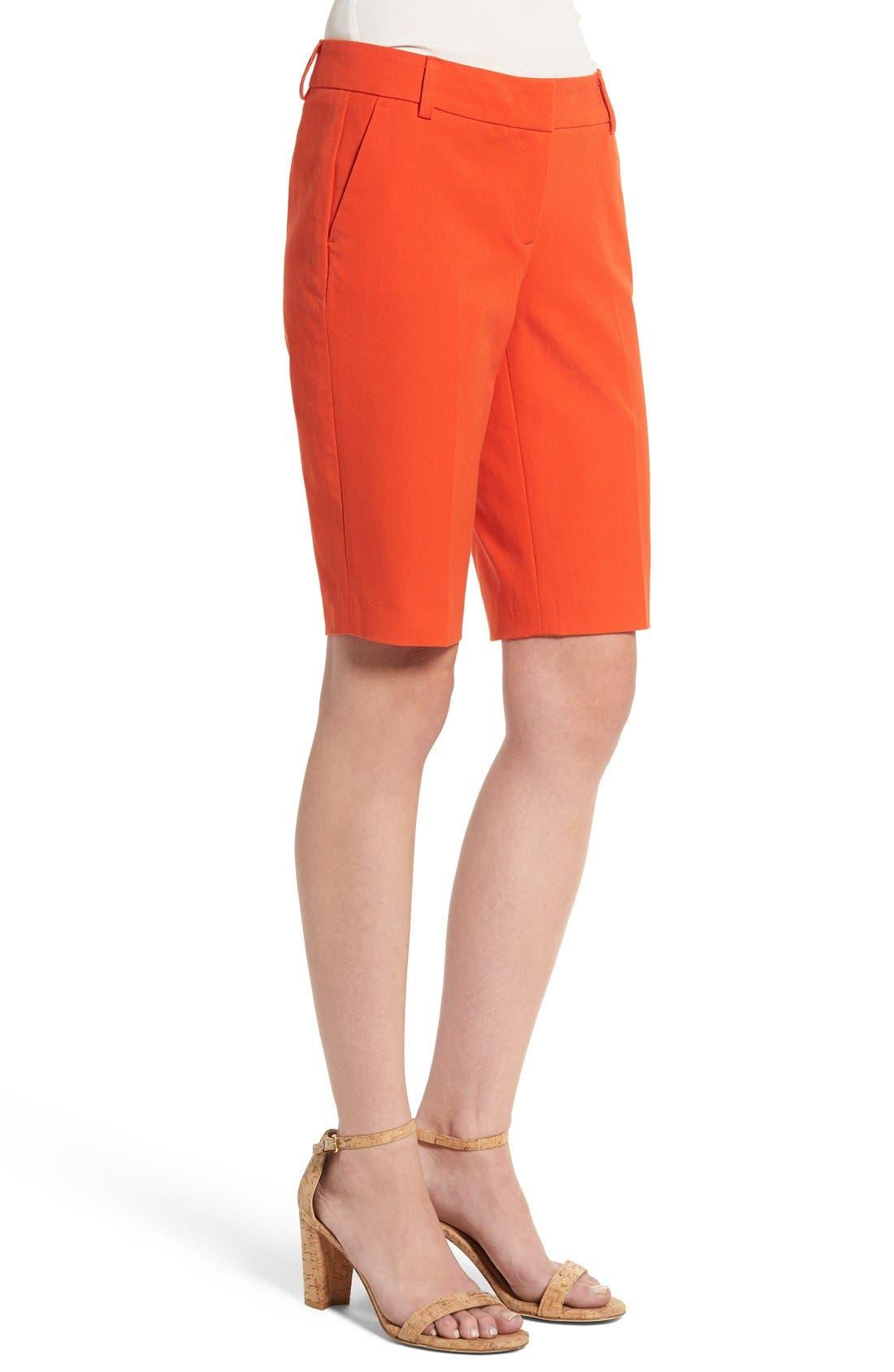 Stretch Bermuda Shorts,                             Alternate thumbnail 59, color,