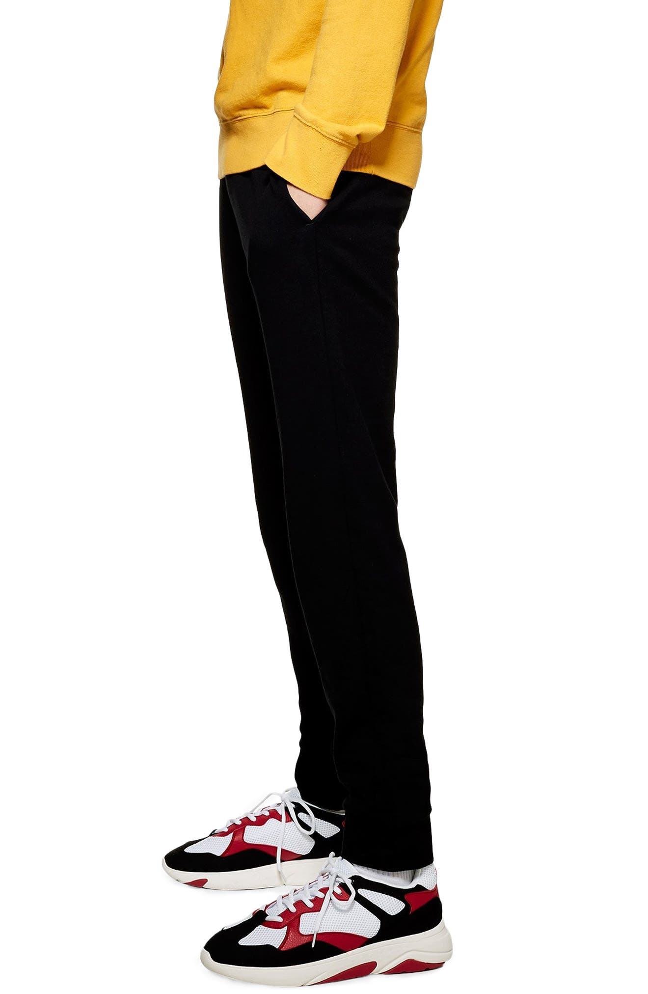 Tristan Jogger Pants,                             Alternate thumbnail 3, color,                             001