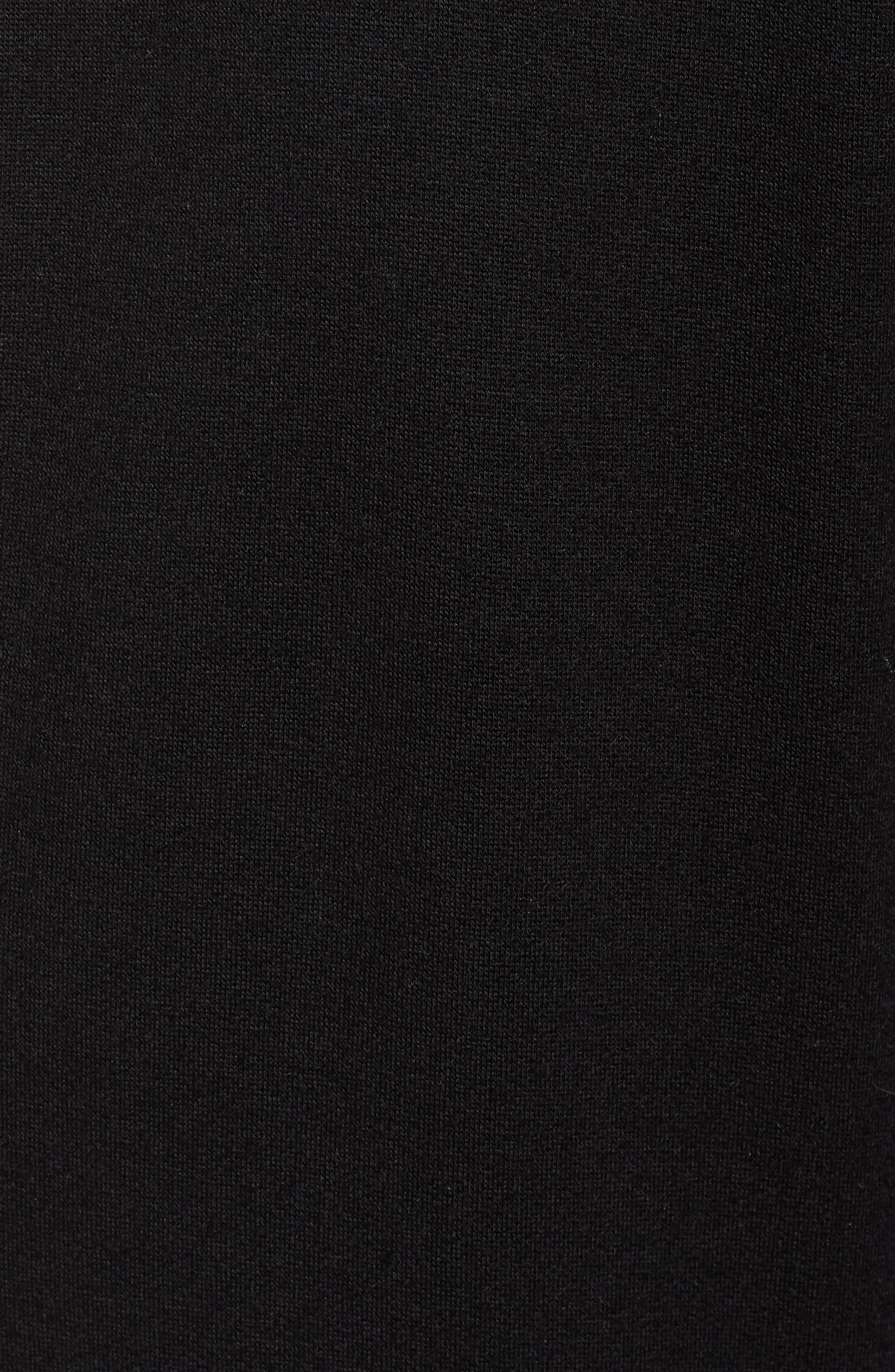 Farrah Cropped Jumpsuit,                             Alternate thumbnail 6, color,                             007